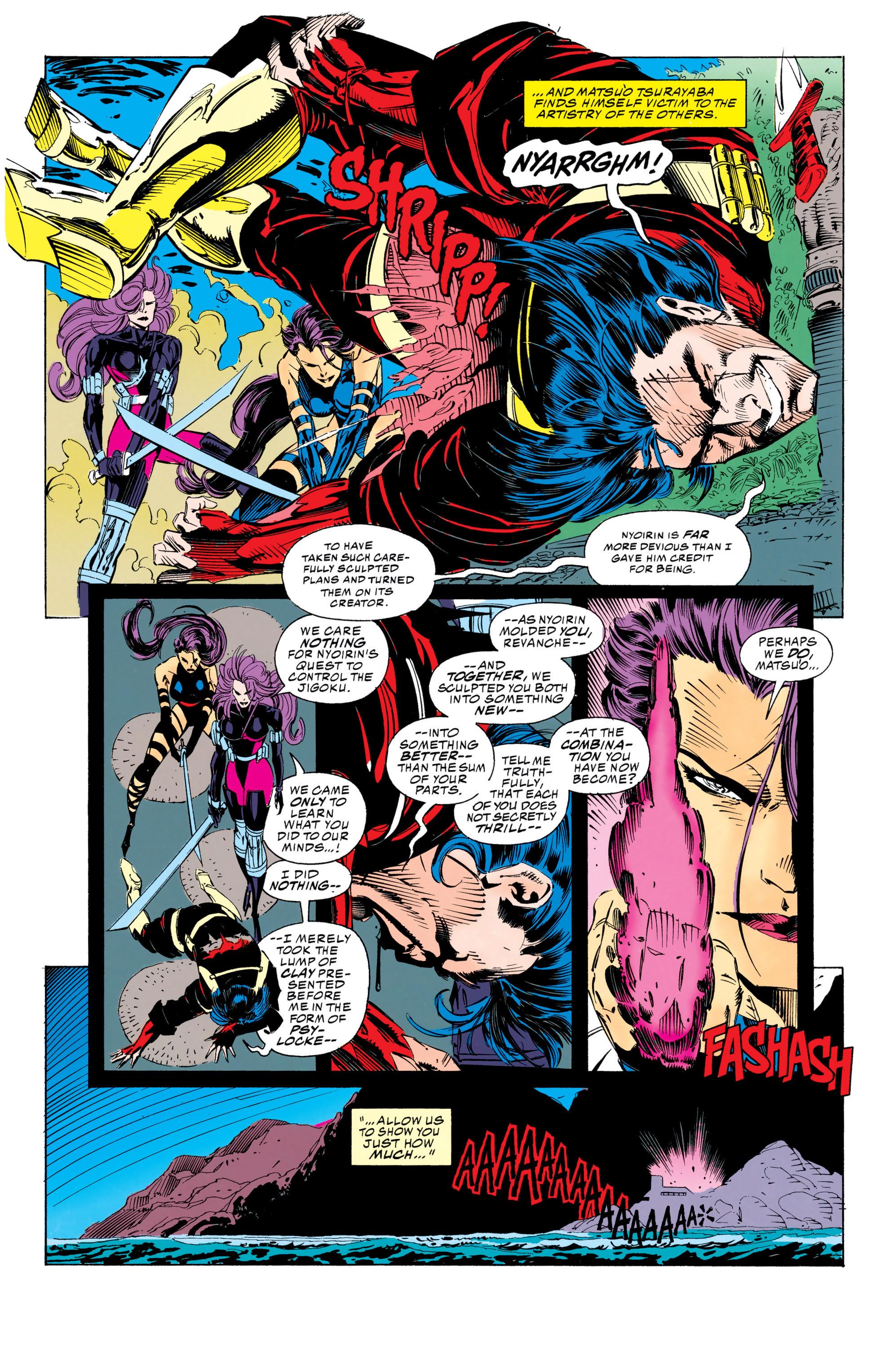 X-Men (1991) 23 Page 16