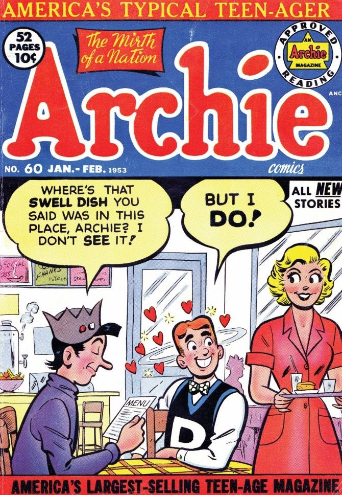 Archie Comics issue 060 - Page 1