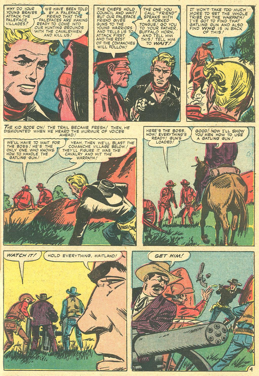 Read online Two-Gun Kid comic -  Issue #36 - 31