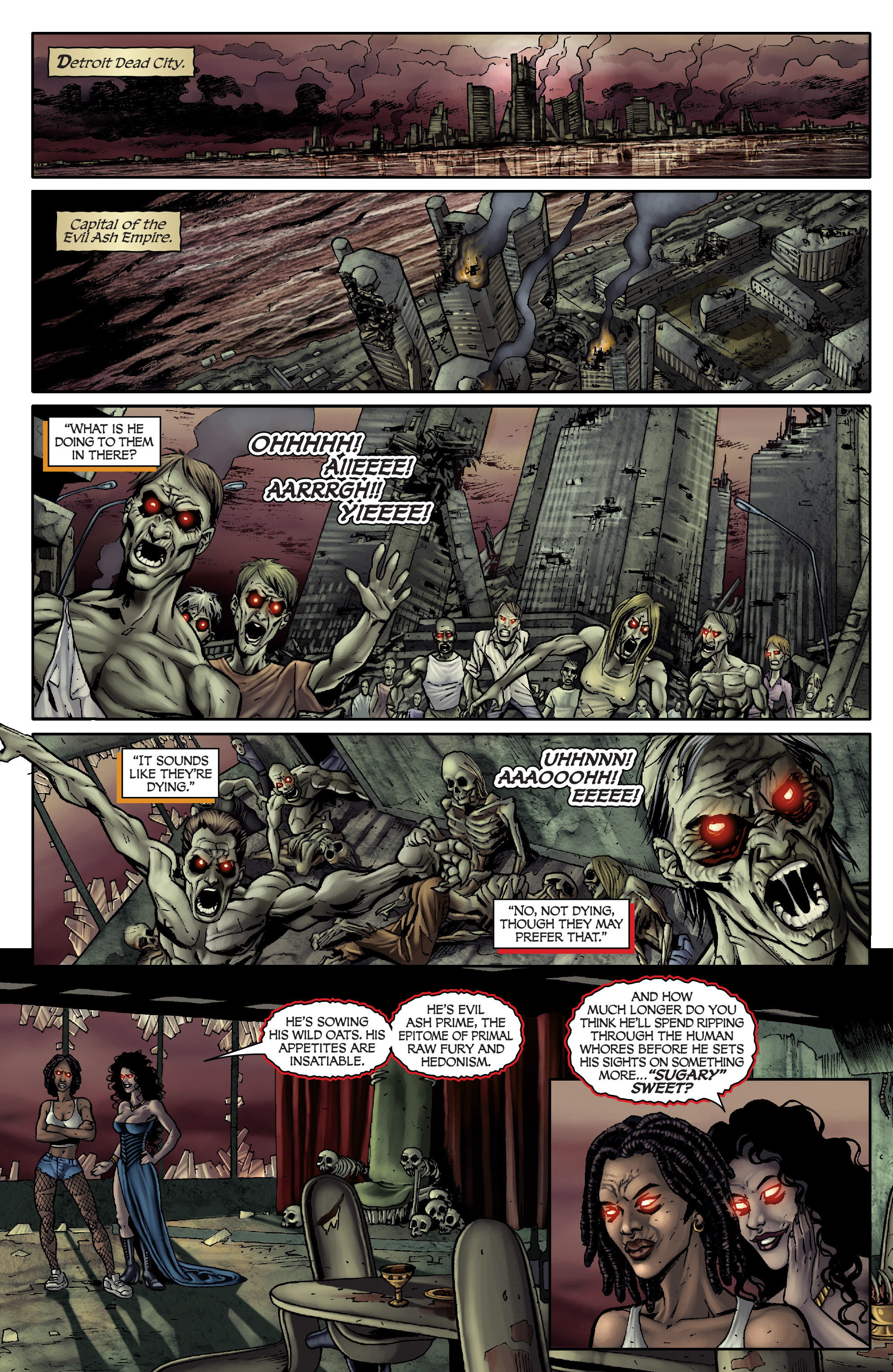 Read online Army of Darkness: From the Ashes comic -  Issue #Army of Darkness: From the Ashes TPB - 20