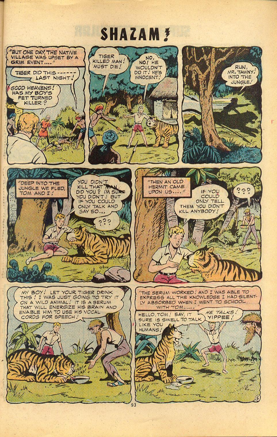 Read online Shazam! (1973) comic -  Issue #8 - 93