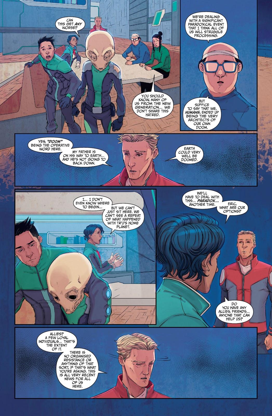 Exilium issue 6 - Page 20