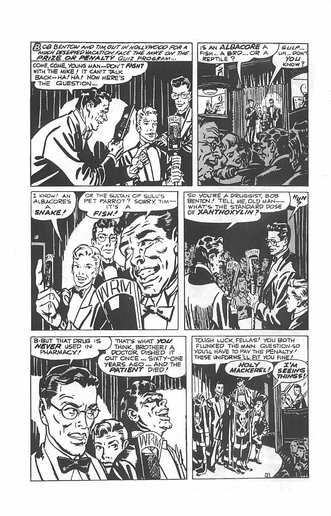Read online Golden-Age Men of Mystery comic -  Issue #6 - 4