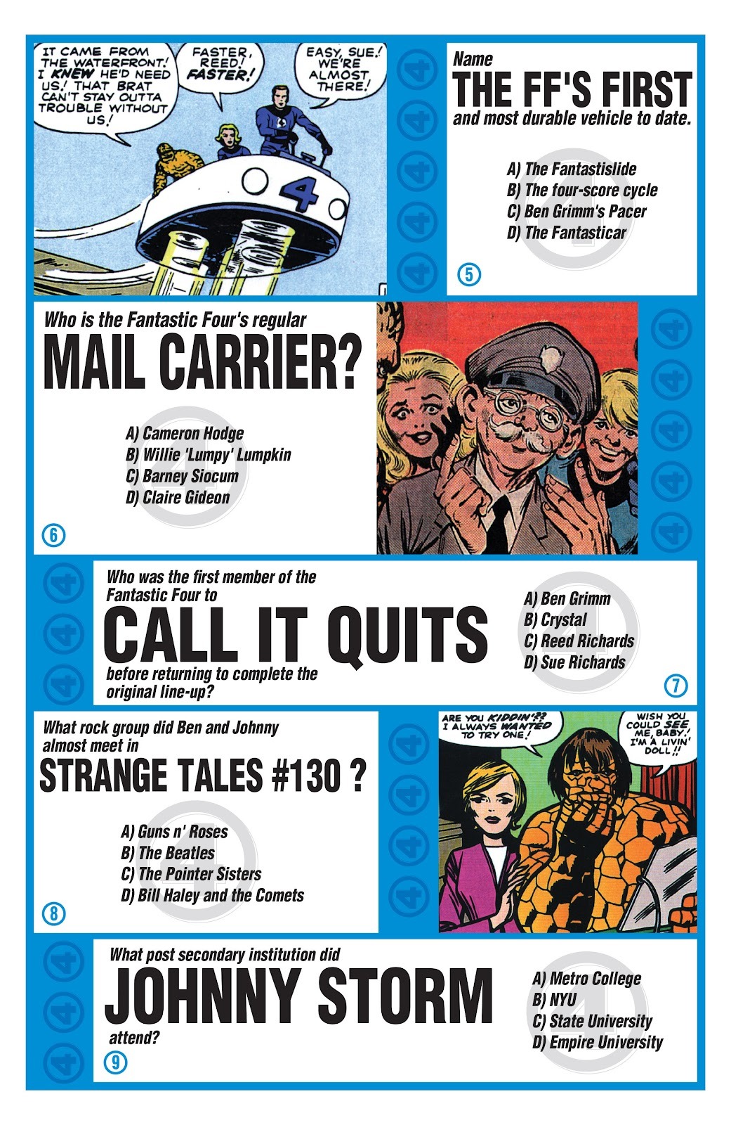 Read online Fantastic Four: The Legend comic -  Issue # Full - 37