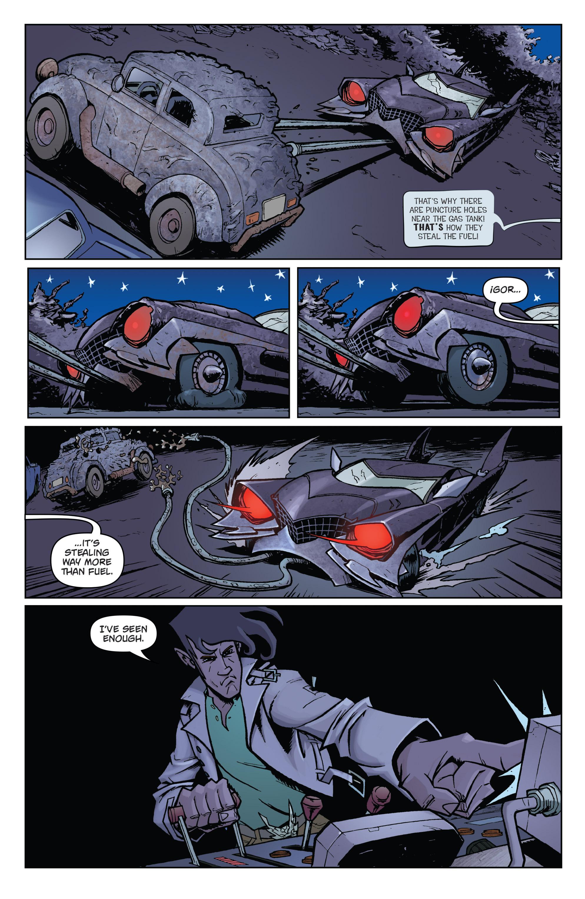 Read online Monster Motors comic -  Issue # Full - 13
