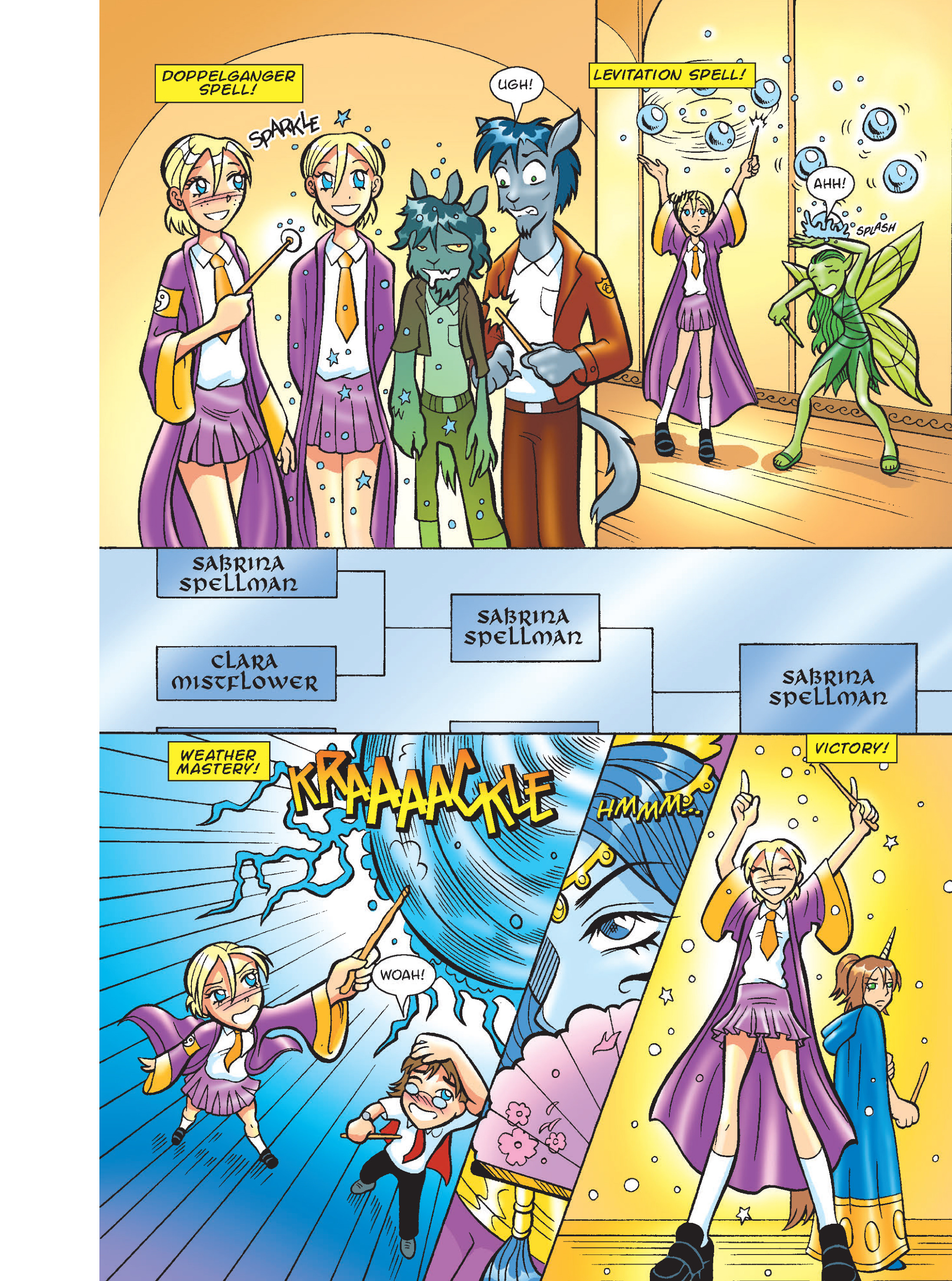 Read online Archie 75th Anniversary Digest comic -  Issue #5 - 185