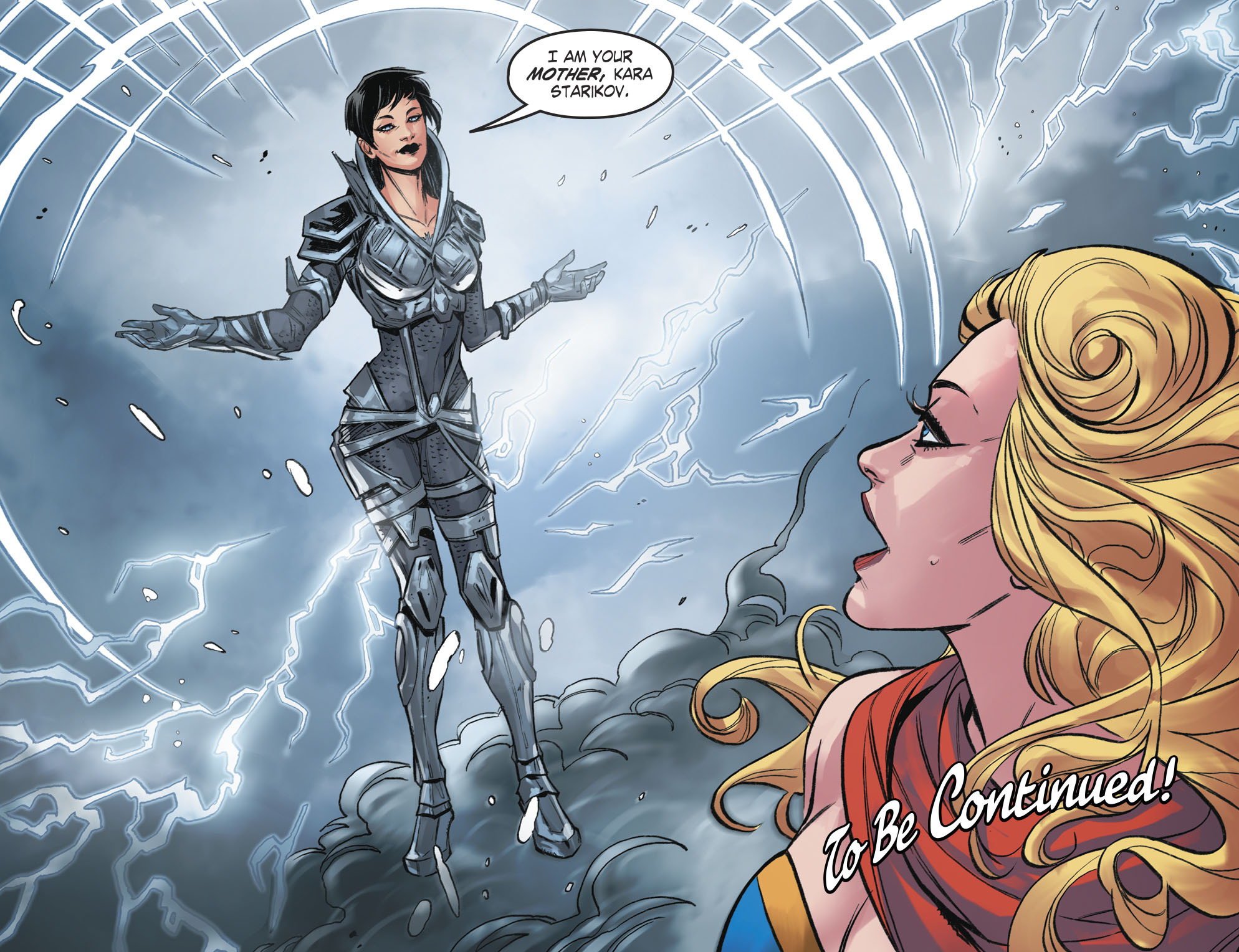 Read online DC Comics: Bombshells comic -  Issue #93 - 23