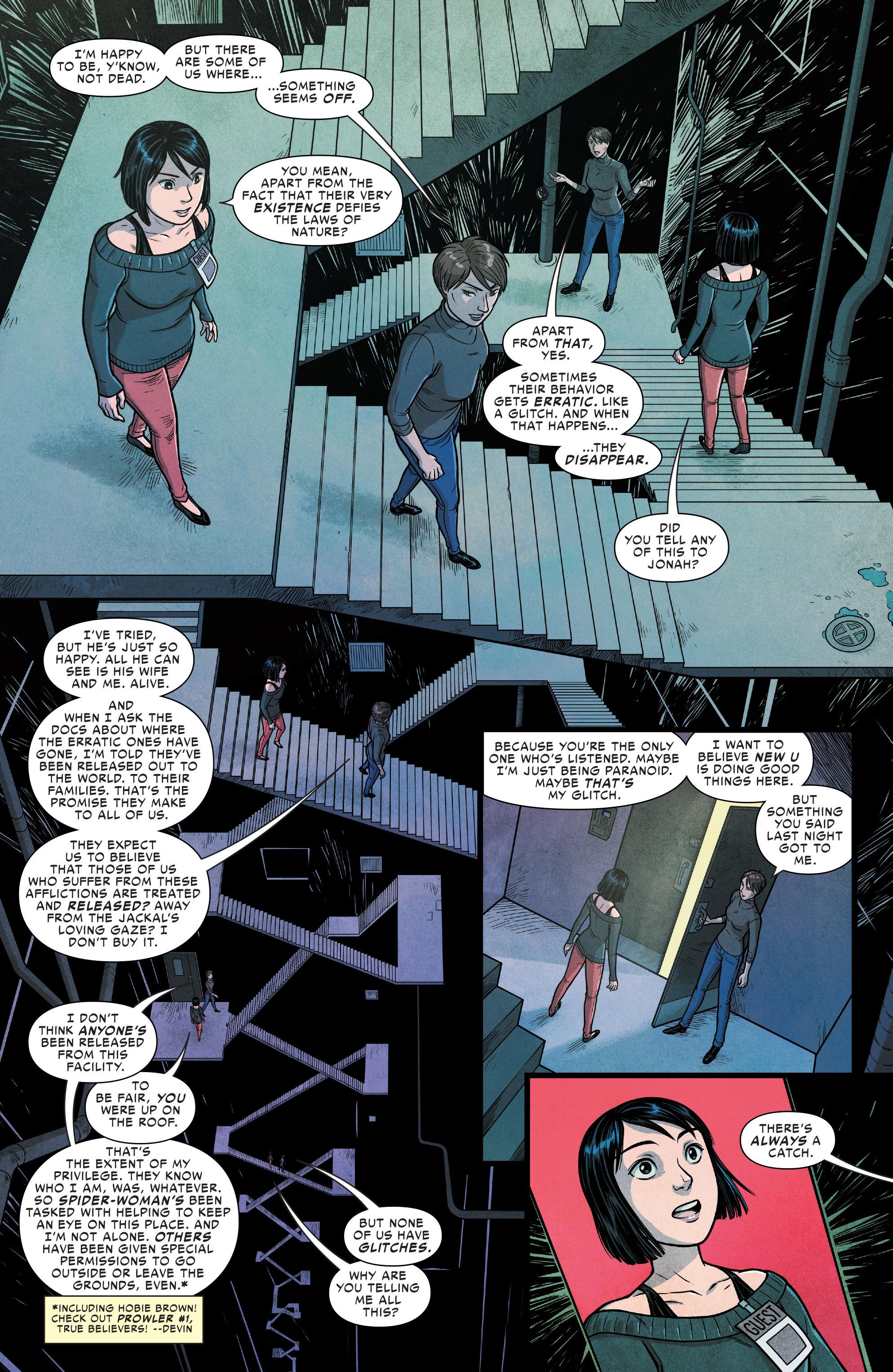Read online Silk (2016) comic -  Issue #16 - 7