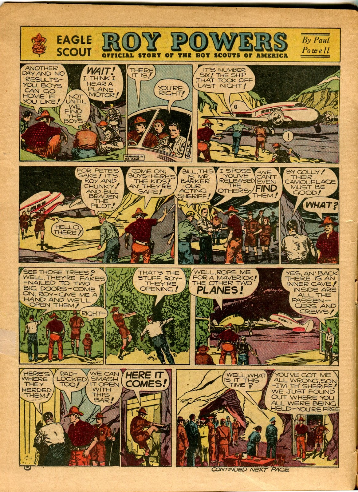 Read online Famous Funnies comic -  Issue #77 - 7