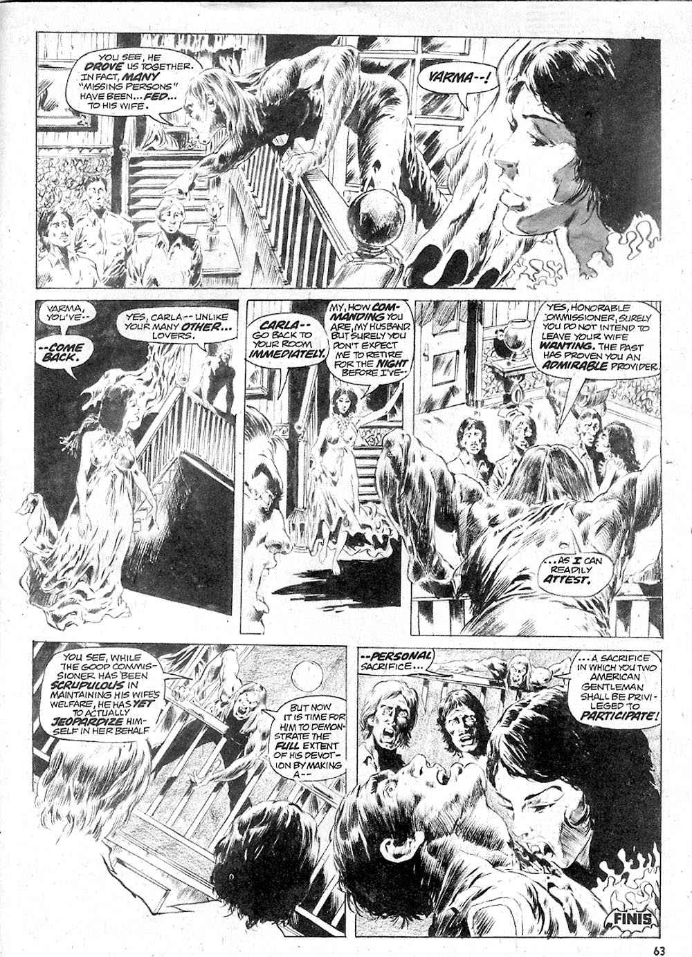 Vampire Tales issue 5 - Page 58