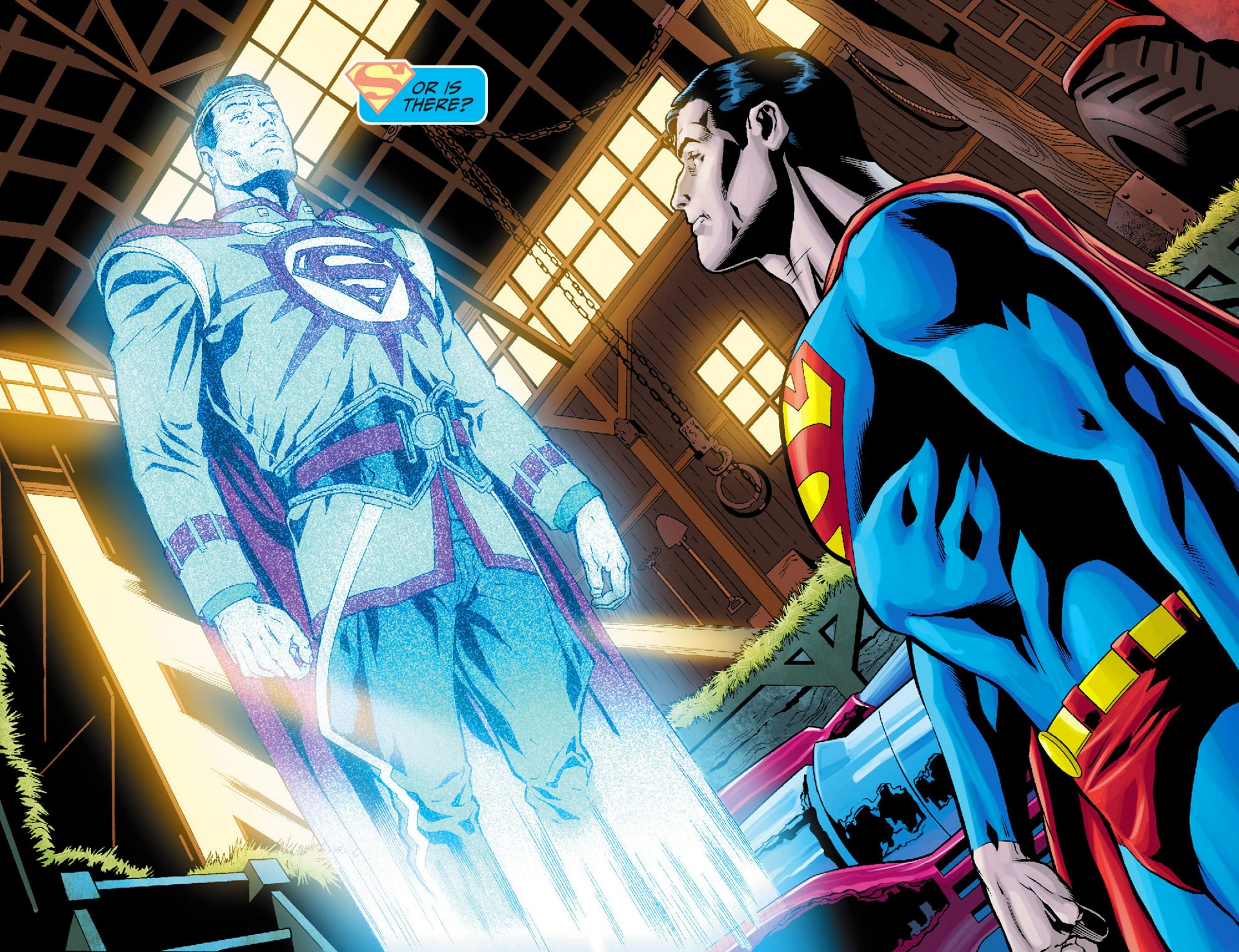 Read online Adventures of Superman [I] comic -  Issue #22 - 17