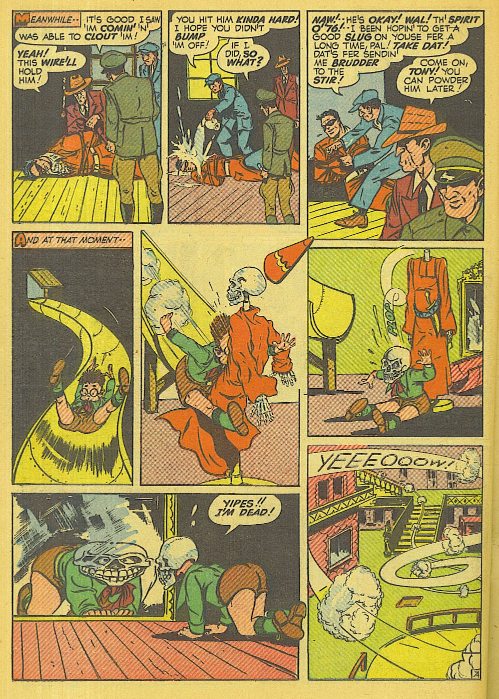 Green Hornet Comics issue 32 - Page 19