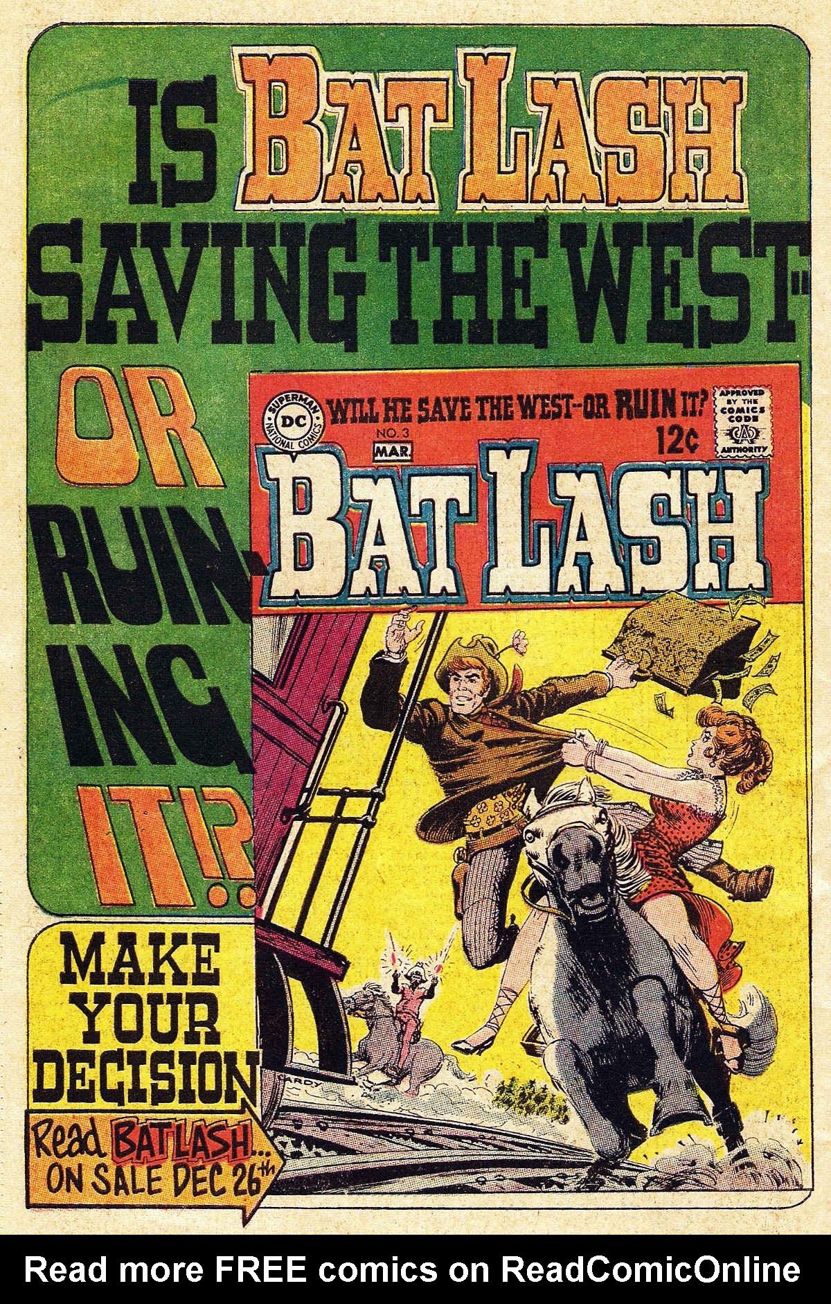 Read online Adventure Comics (1938) comic -  Issue #377 - 34