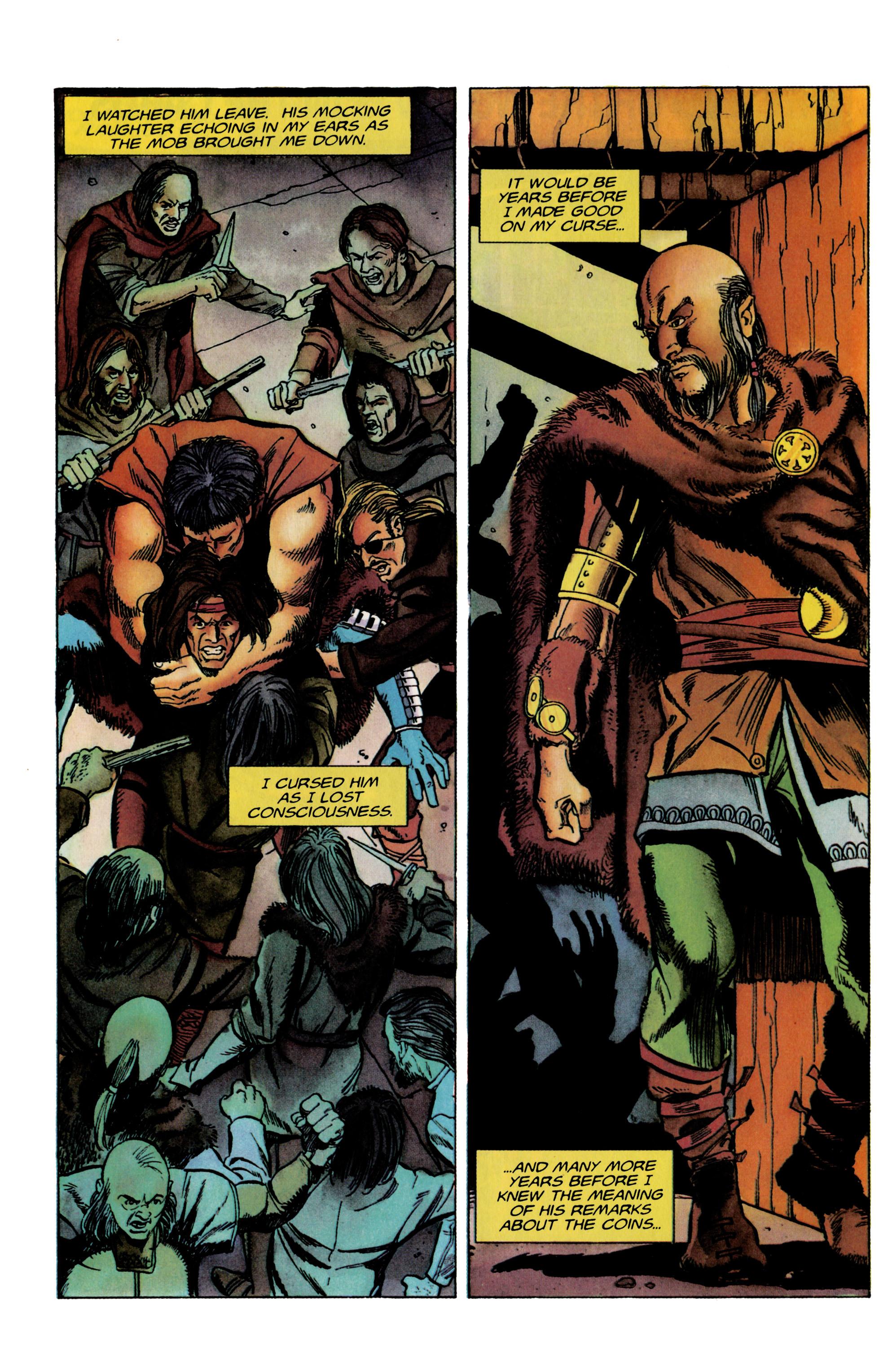 Read online Eternal Warrior (1992) comic -  Issue #19 - 6