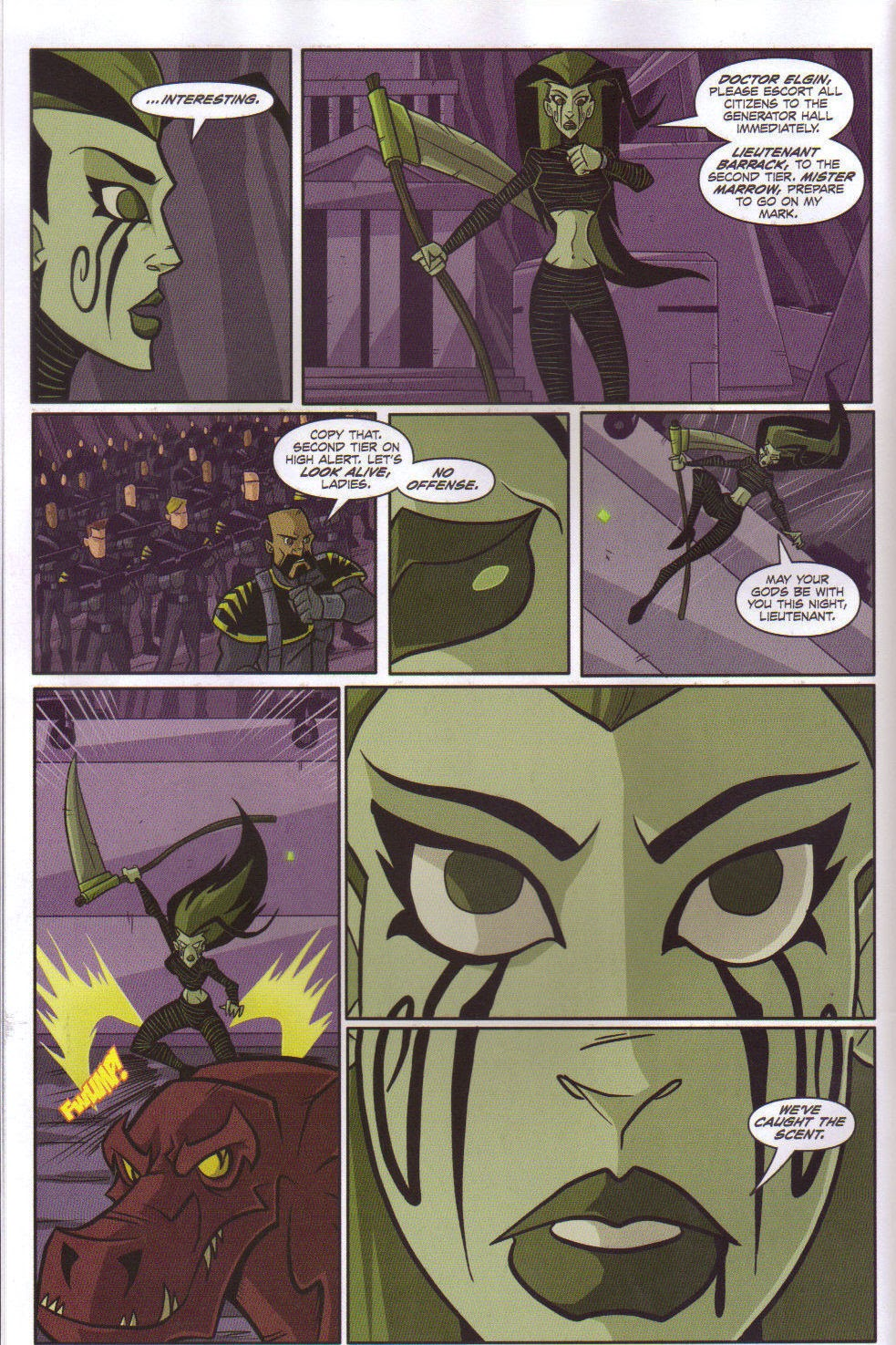 Read online Xombie Reanimated comic -  Issue #5 - 13