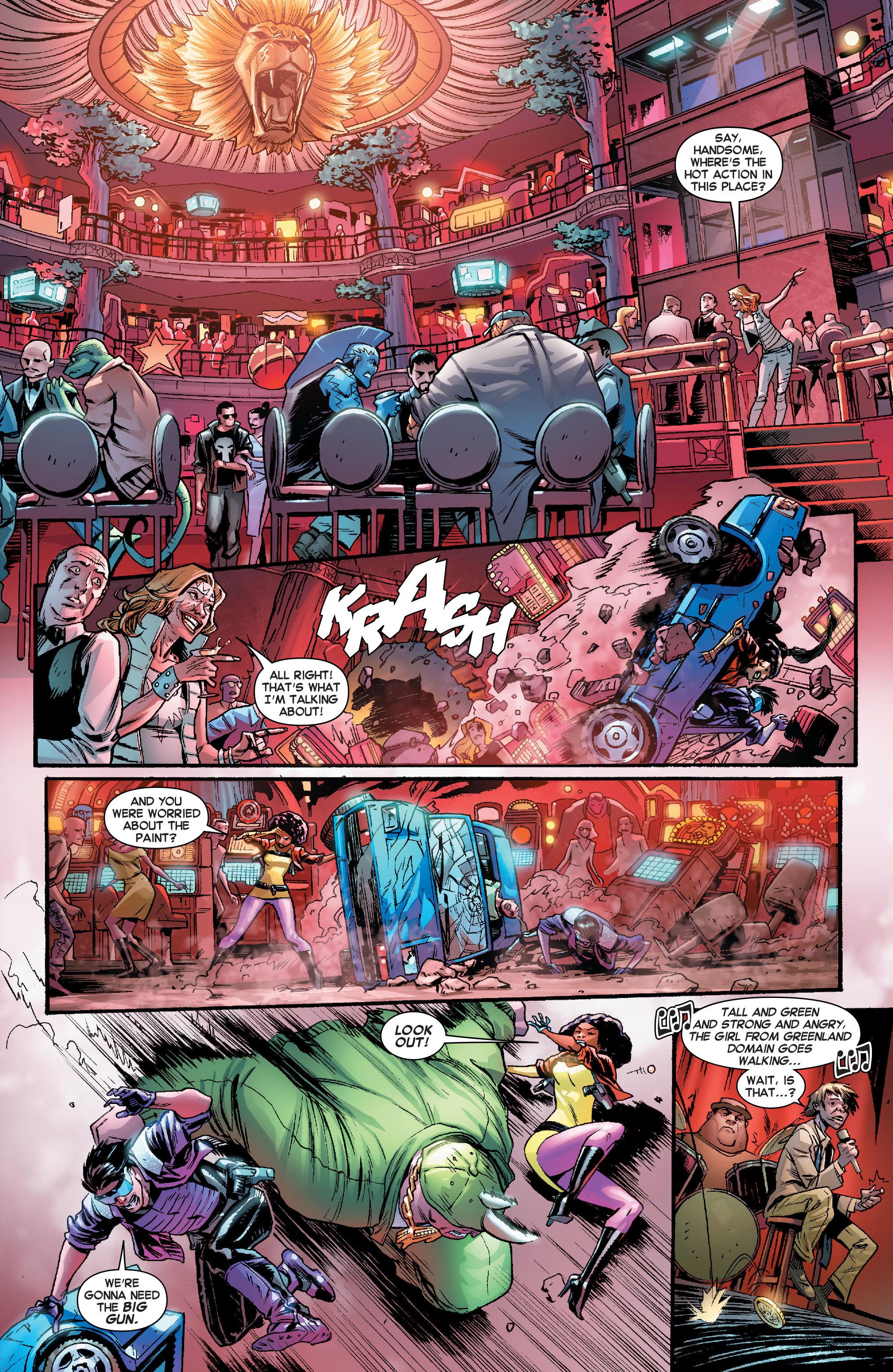 Read online Secret Wars Journal comic -  Issue #2 - 5