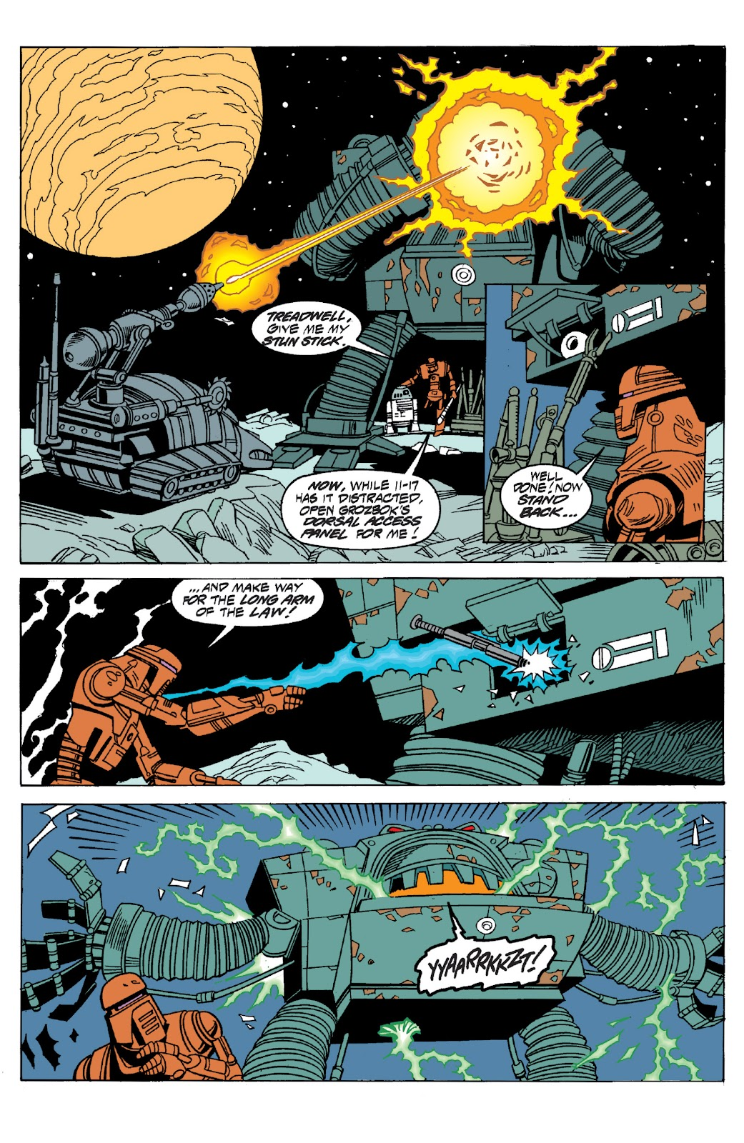Read online Star Wars Legends Epic Collection: The Empire comic -  Issue # TPB 5 (Part 2) - 84