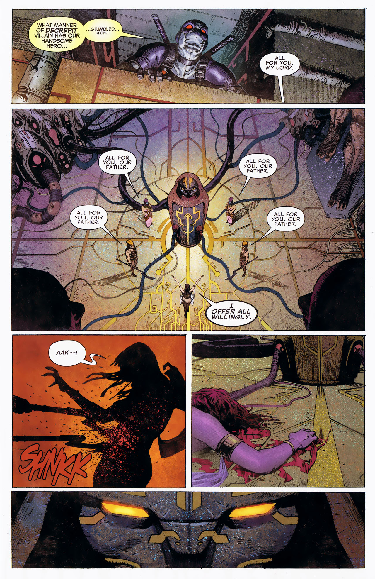 Read online Uncanny X-Force: The Apocalypse Solution comic -  Issue # Full - 7
