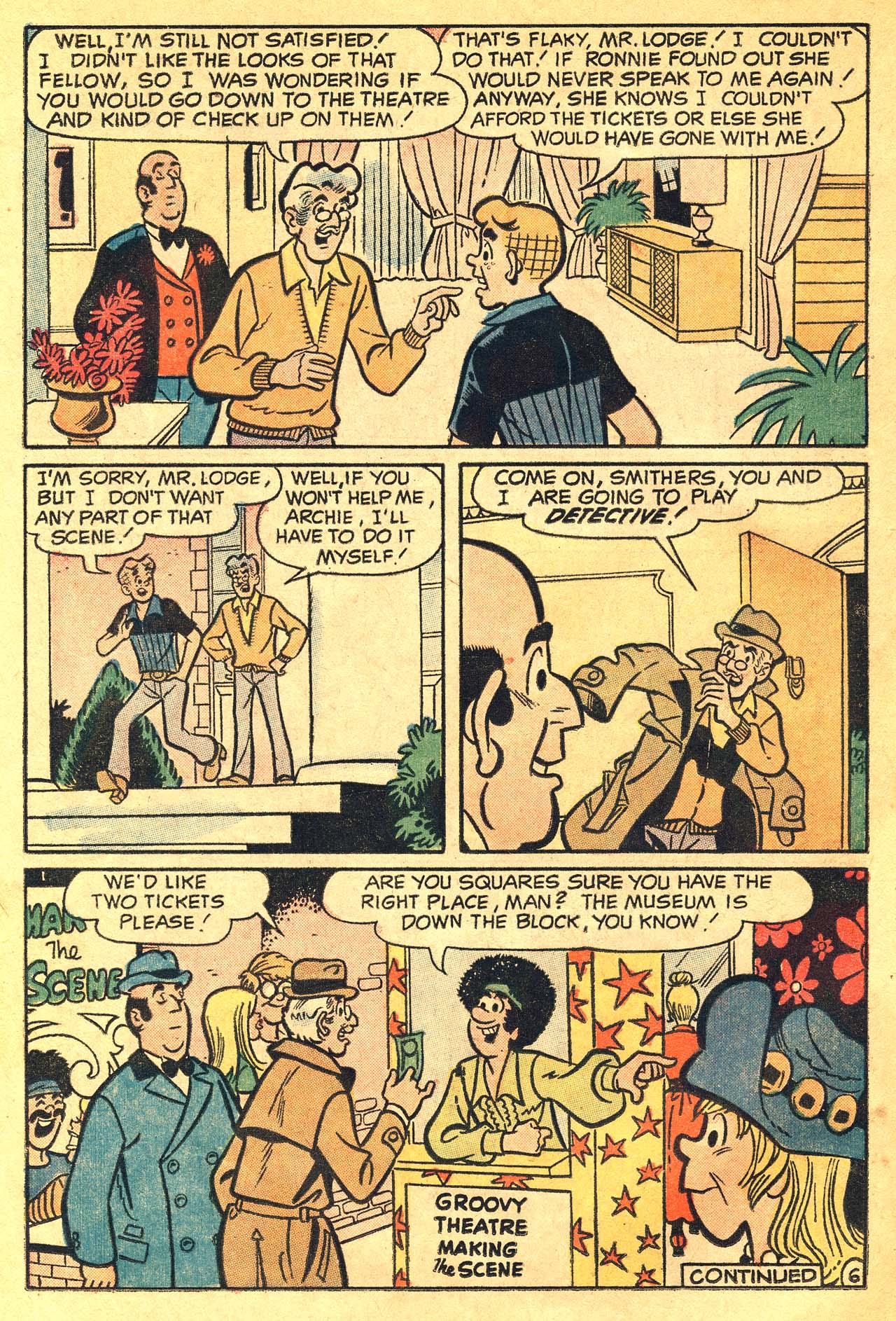 Read online Archie's Girls Betty and Veronica comic -  Issue #210 - 18