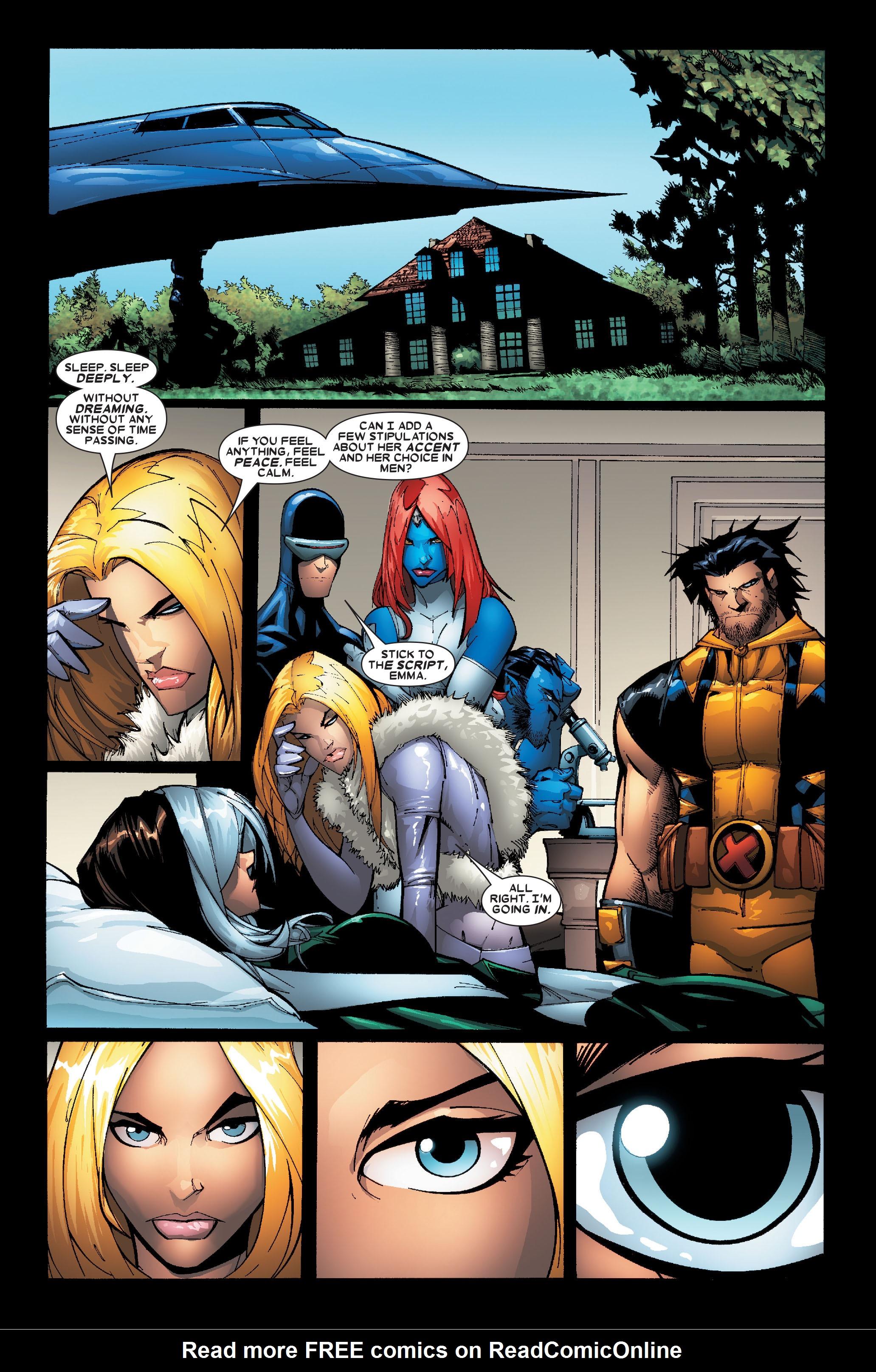 X-Men (1991) 200 Page 21