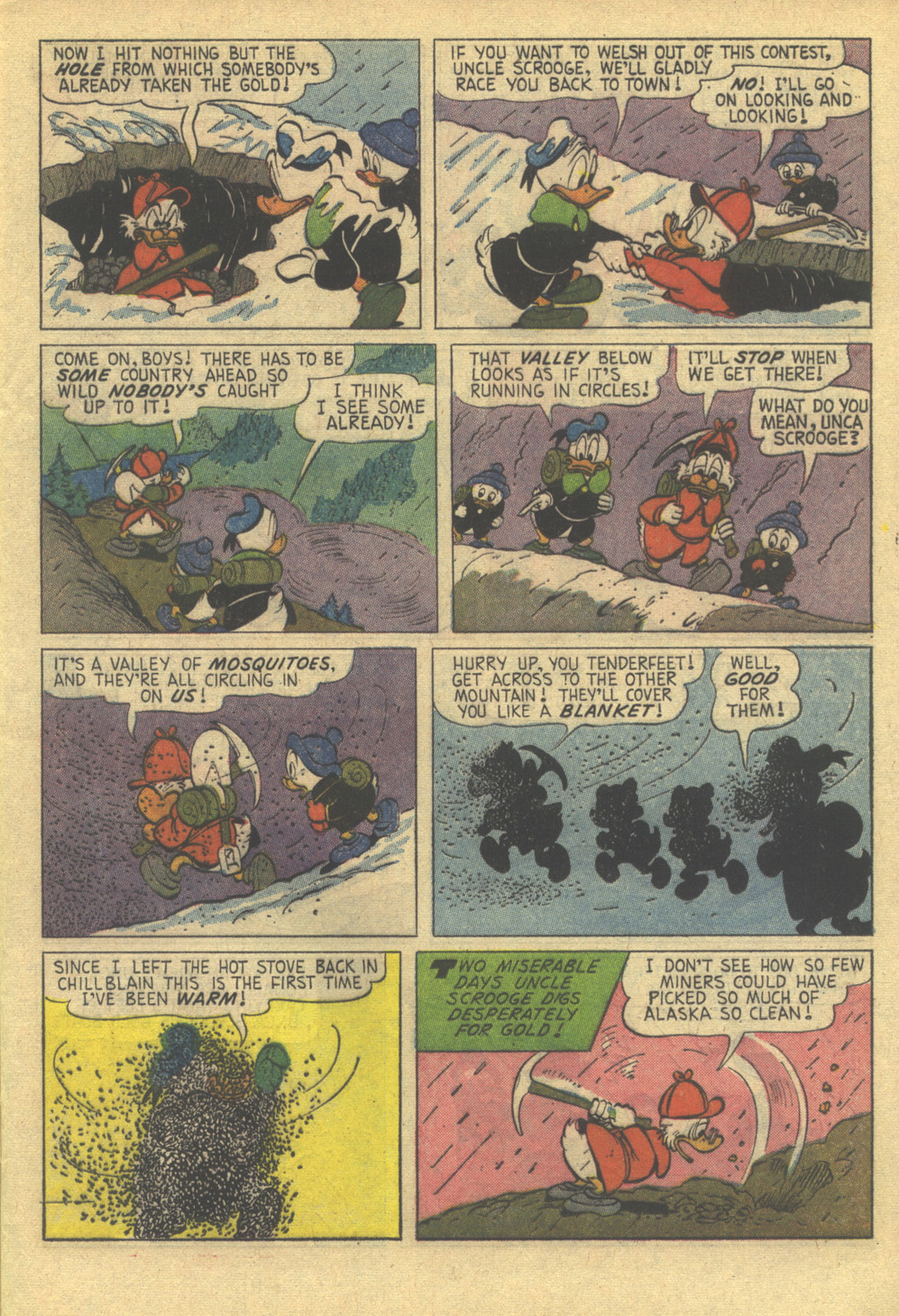 Read online Uncle Scrooge (1953) comic -  Issue #86 - 13
