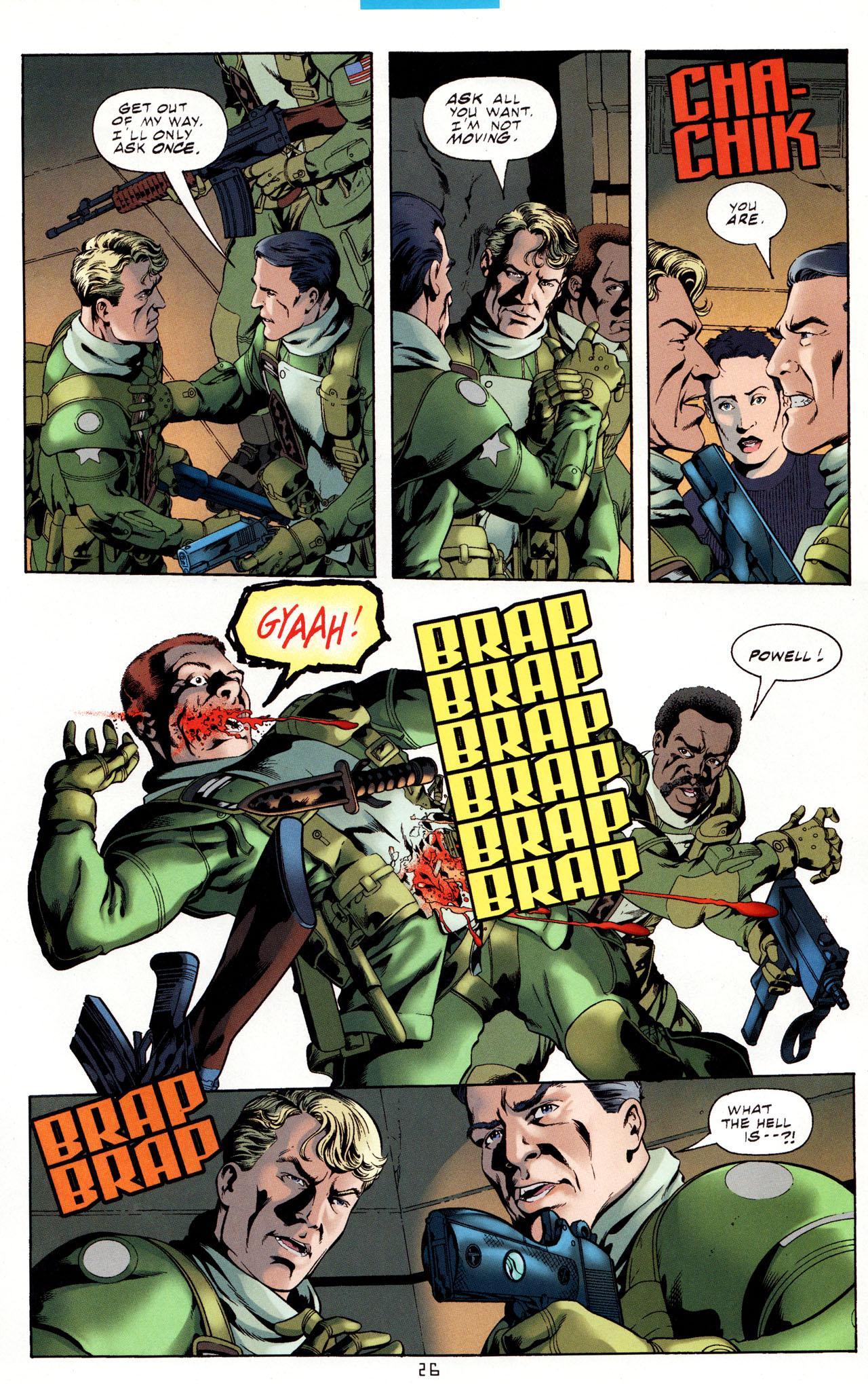 Read online Tangent Comics/ Metal Men comic -  Issue # Full - 25