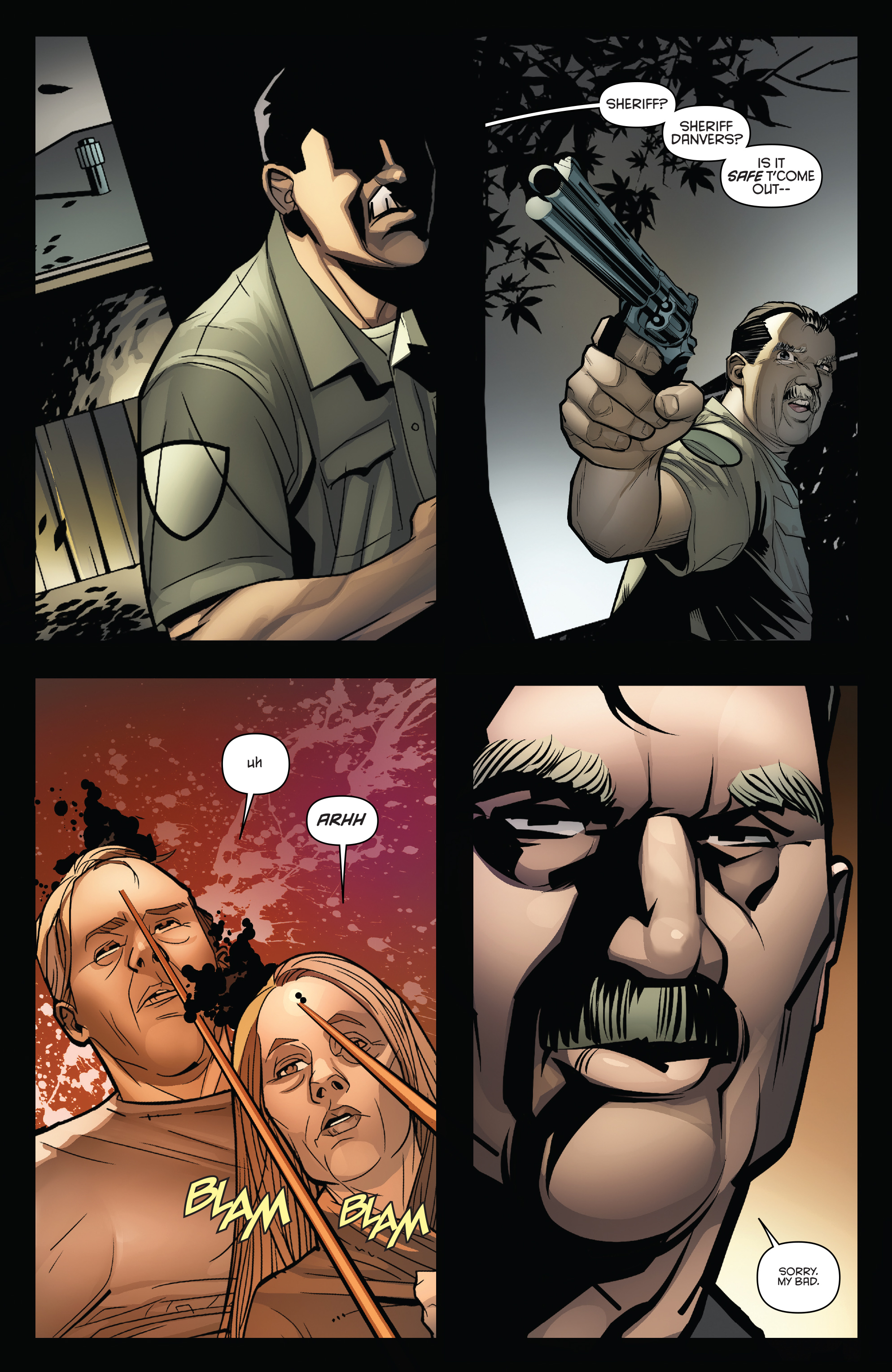 Read online Grand Passion comic -  Issue #5 - 13