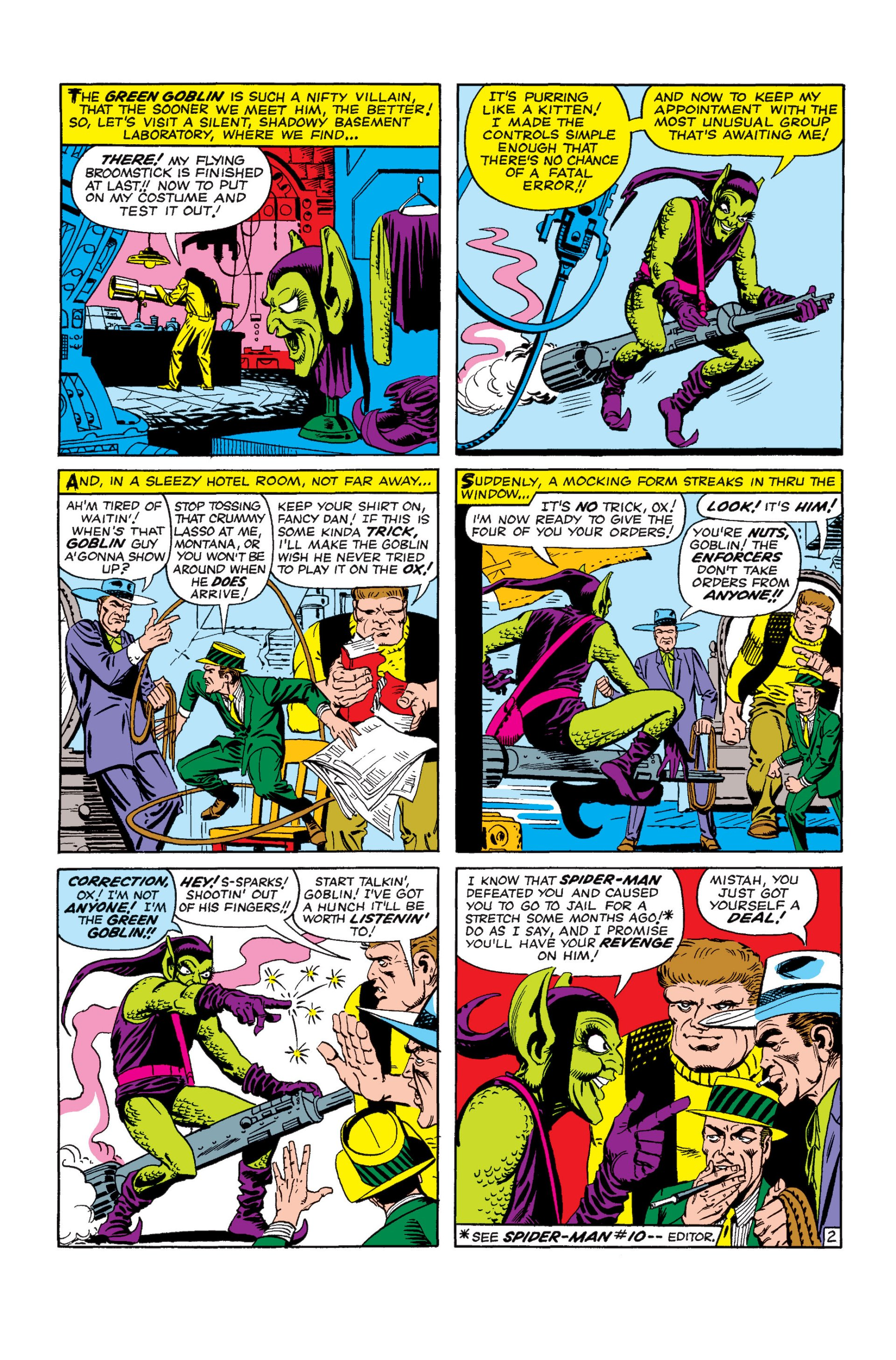 The Amazing Spider-Man (1963) 14 Page 2