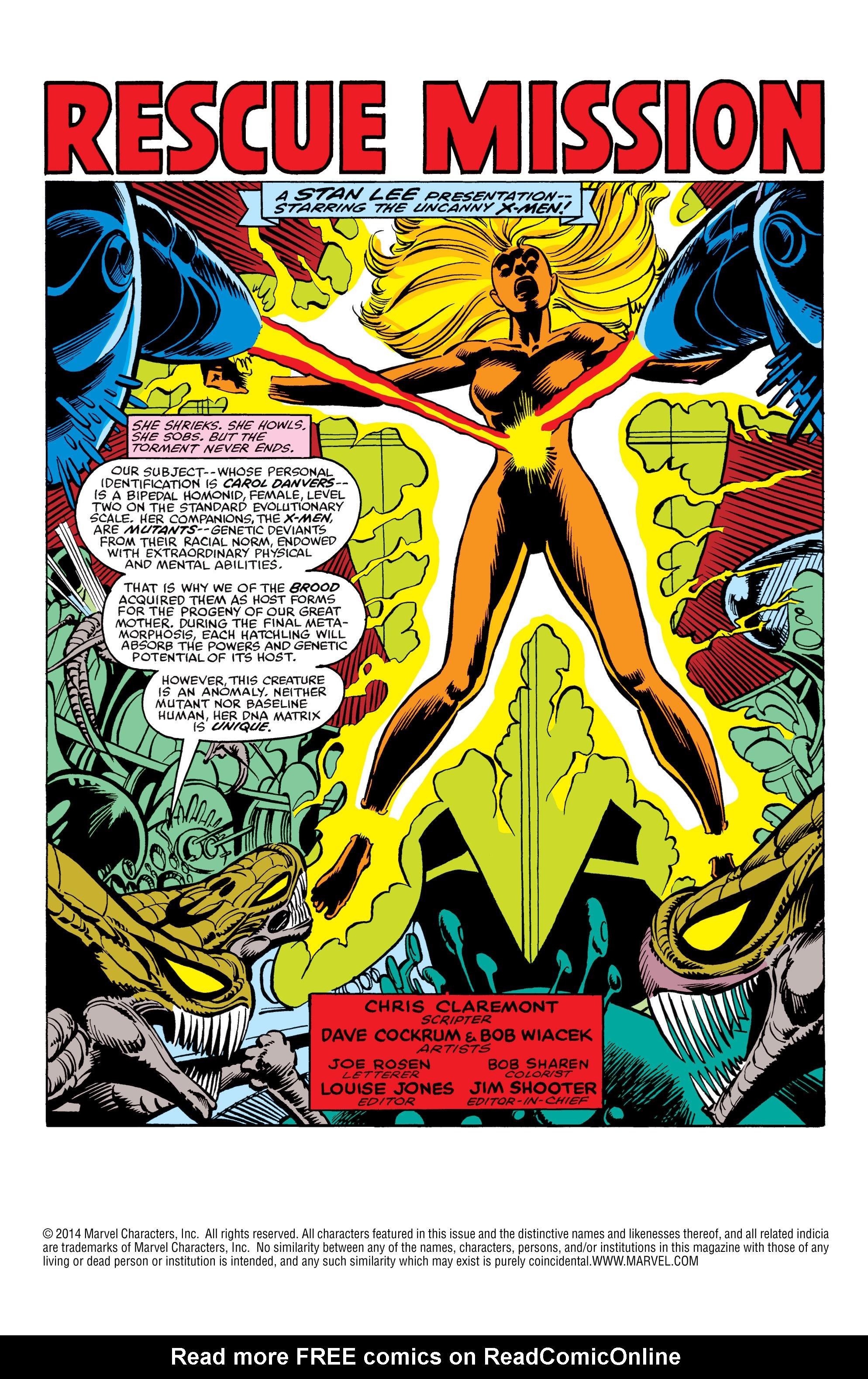 Read online Uncanny X-Men (1963) comic -  Issue #163 - 2