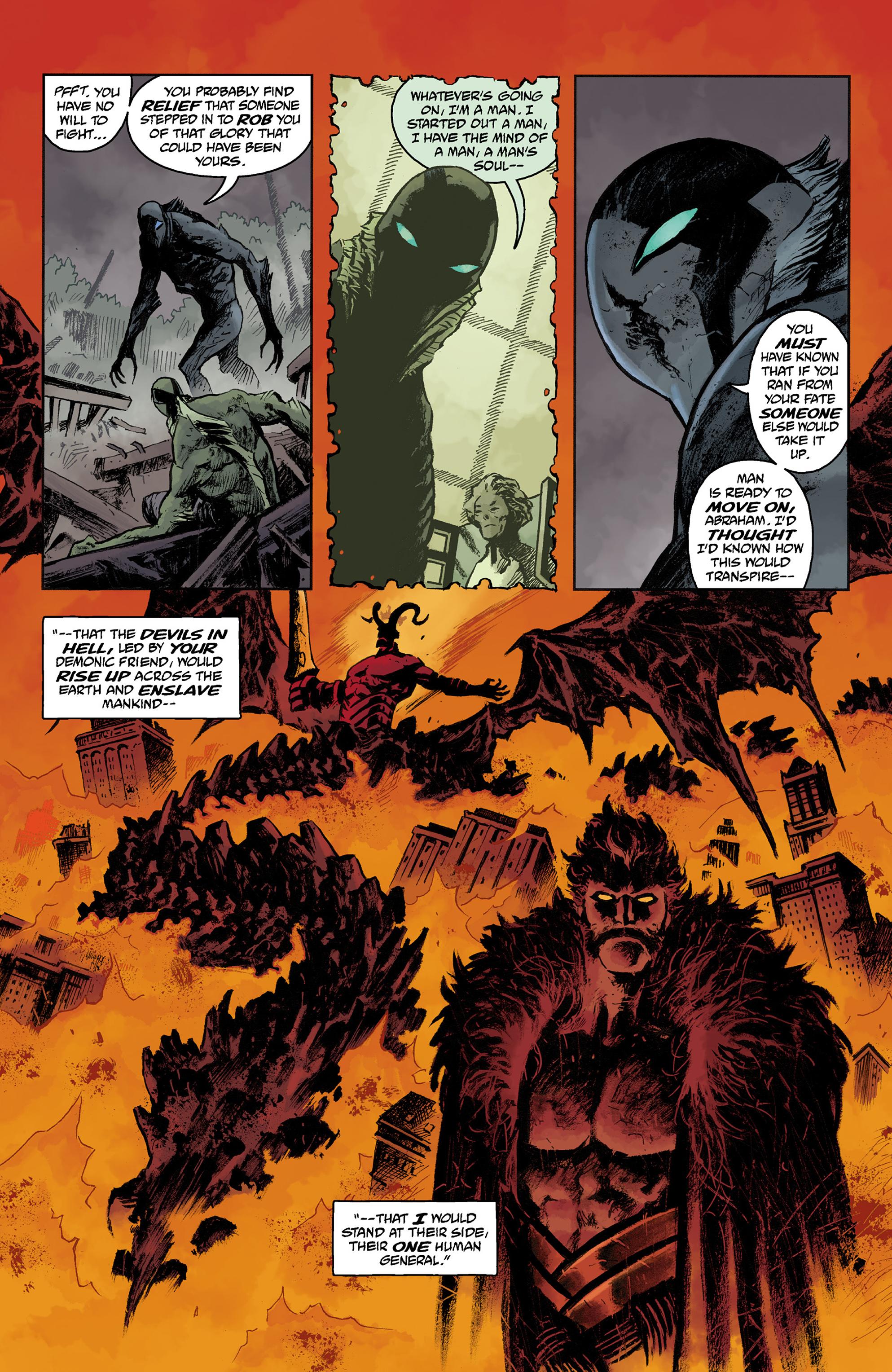 Read online Abe Sapien comic -  Issue #36 - 13