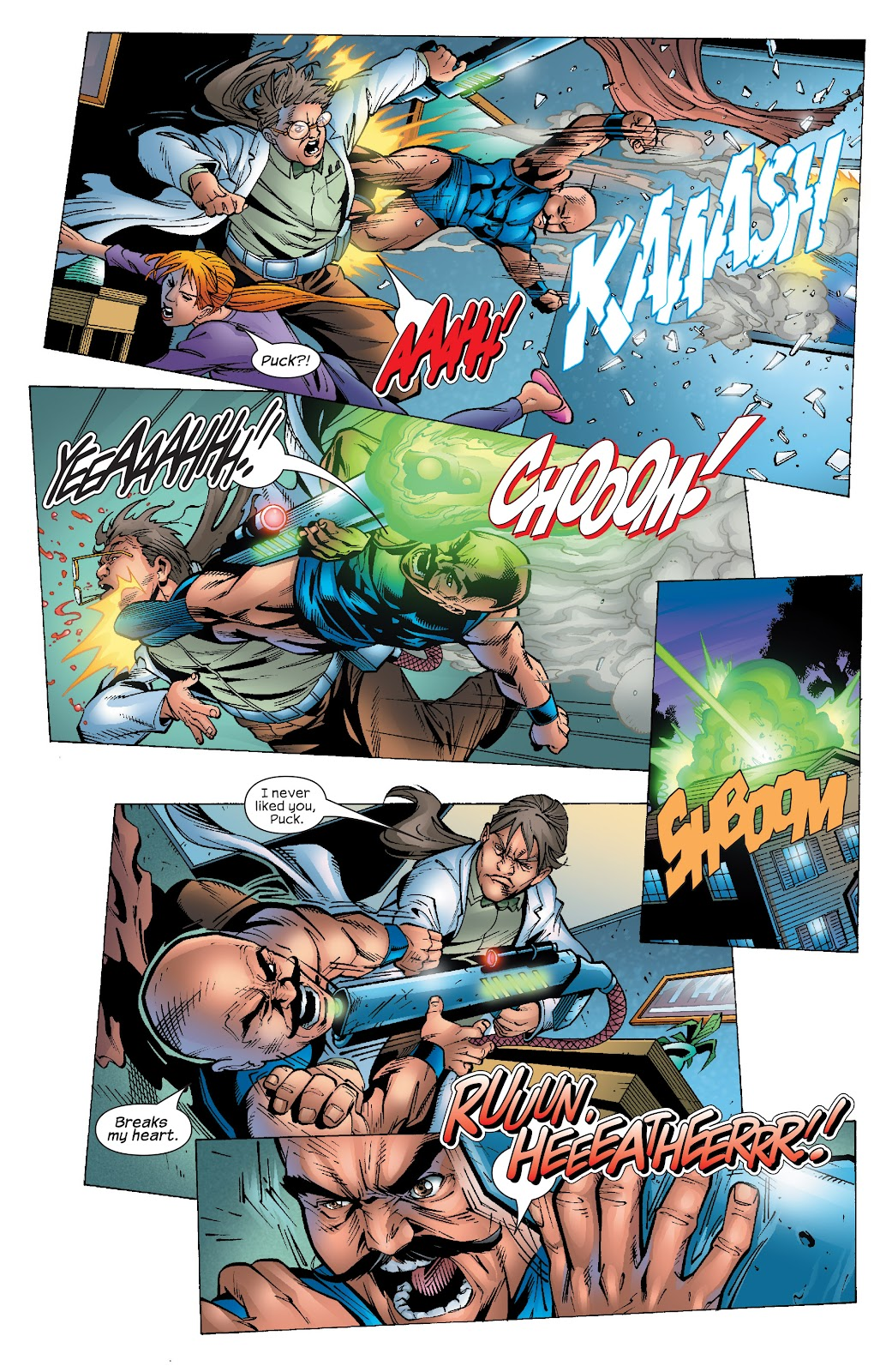 Read online X-Men: Unstoppable comic -  Issue # TPB (Part 4) - 4