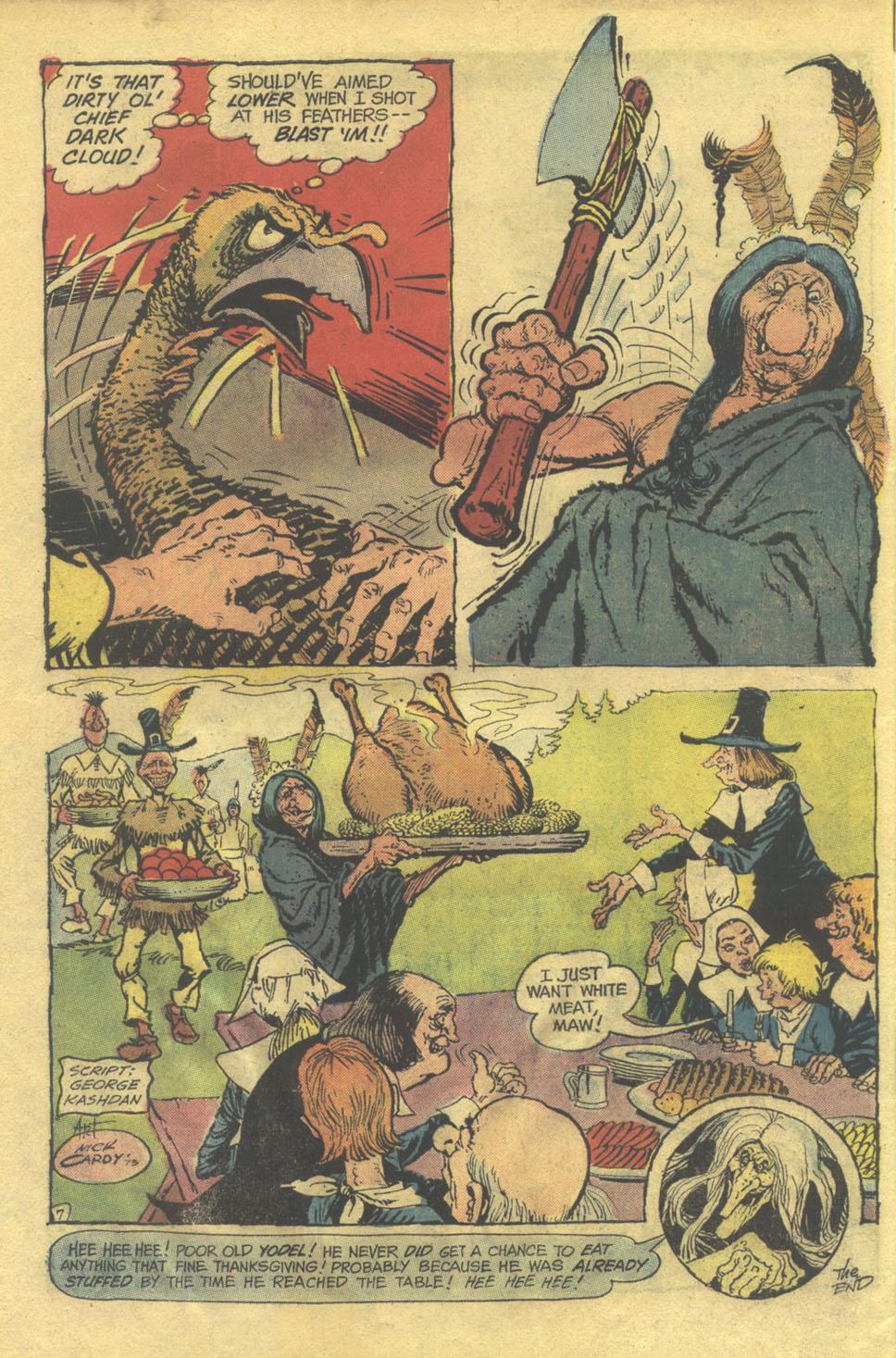 Read online Plop! comic -  Issue #2 - 34