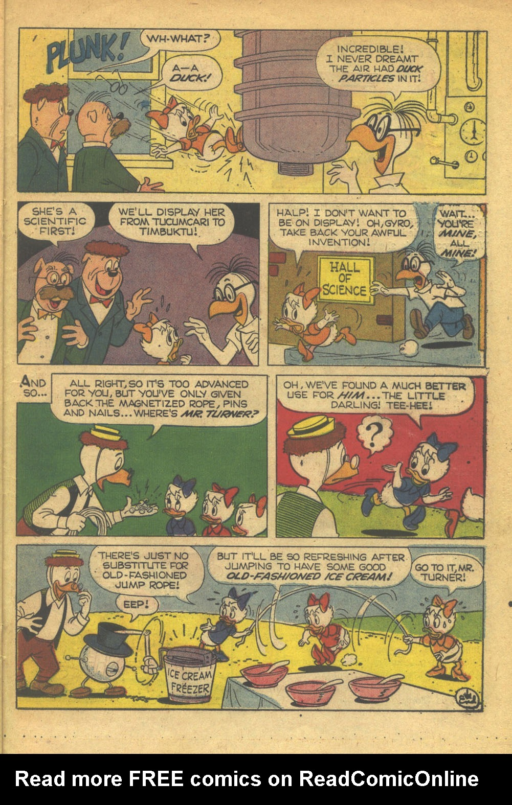 Walt Disney's Comics and Stories issue 331 - Page 23