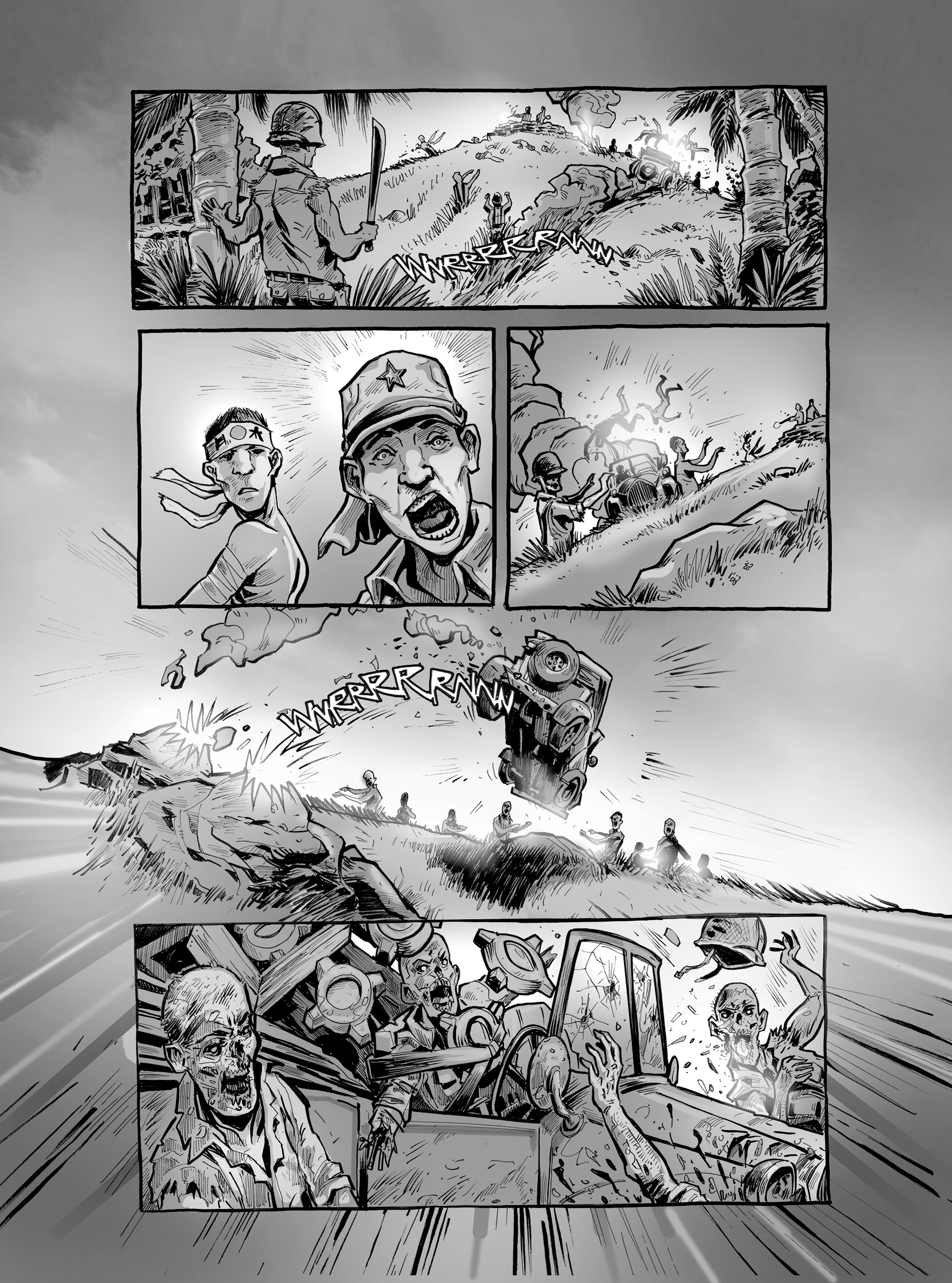 Read online FUBAR comic -  Issue #2 - 22