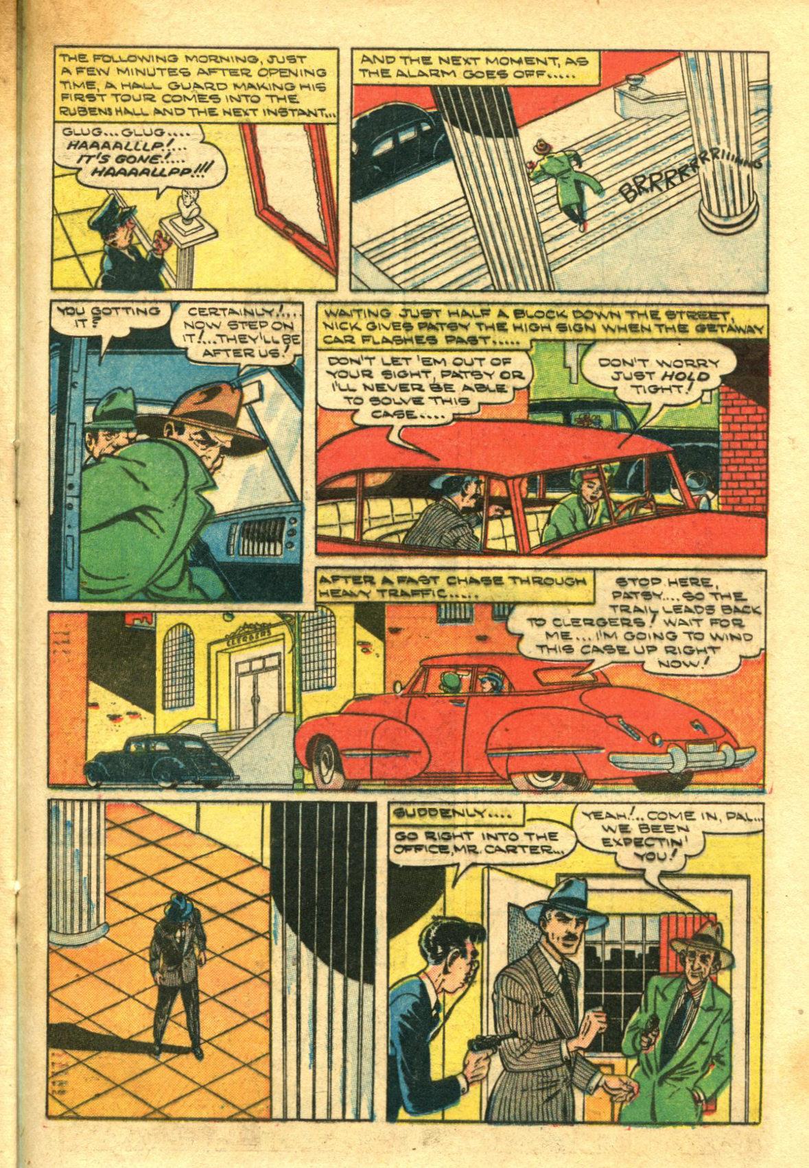 Read online Shadow Comics comic -  Issue #98 - 35