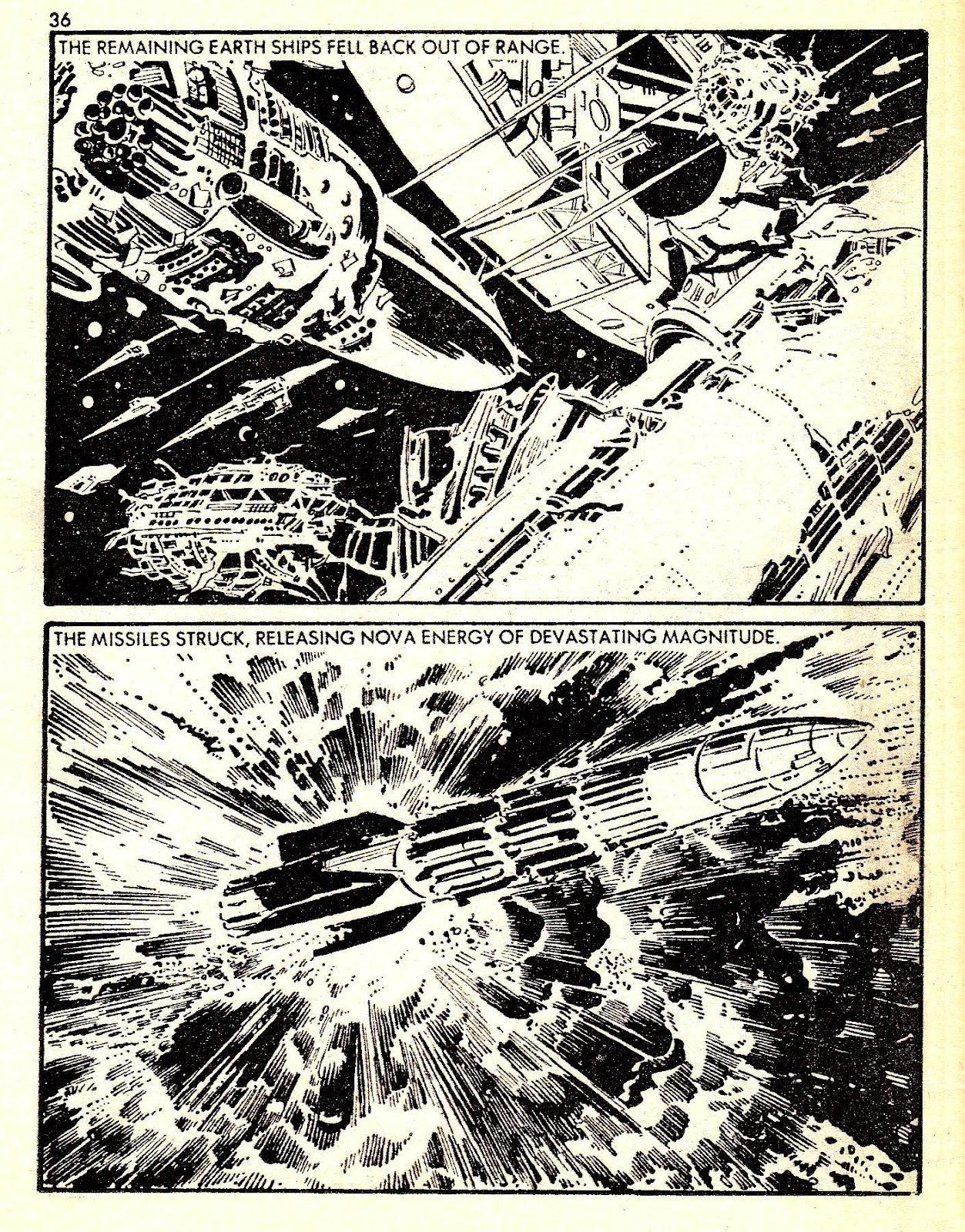 Starblazer issue 140 - Page 36