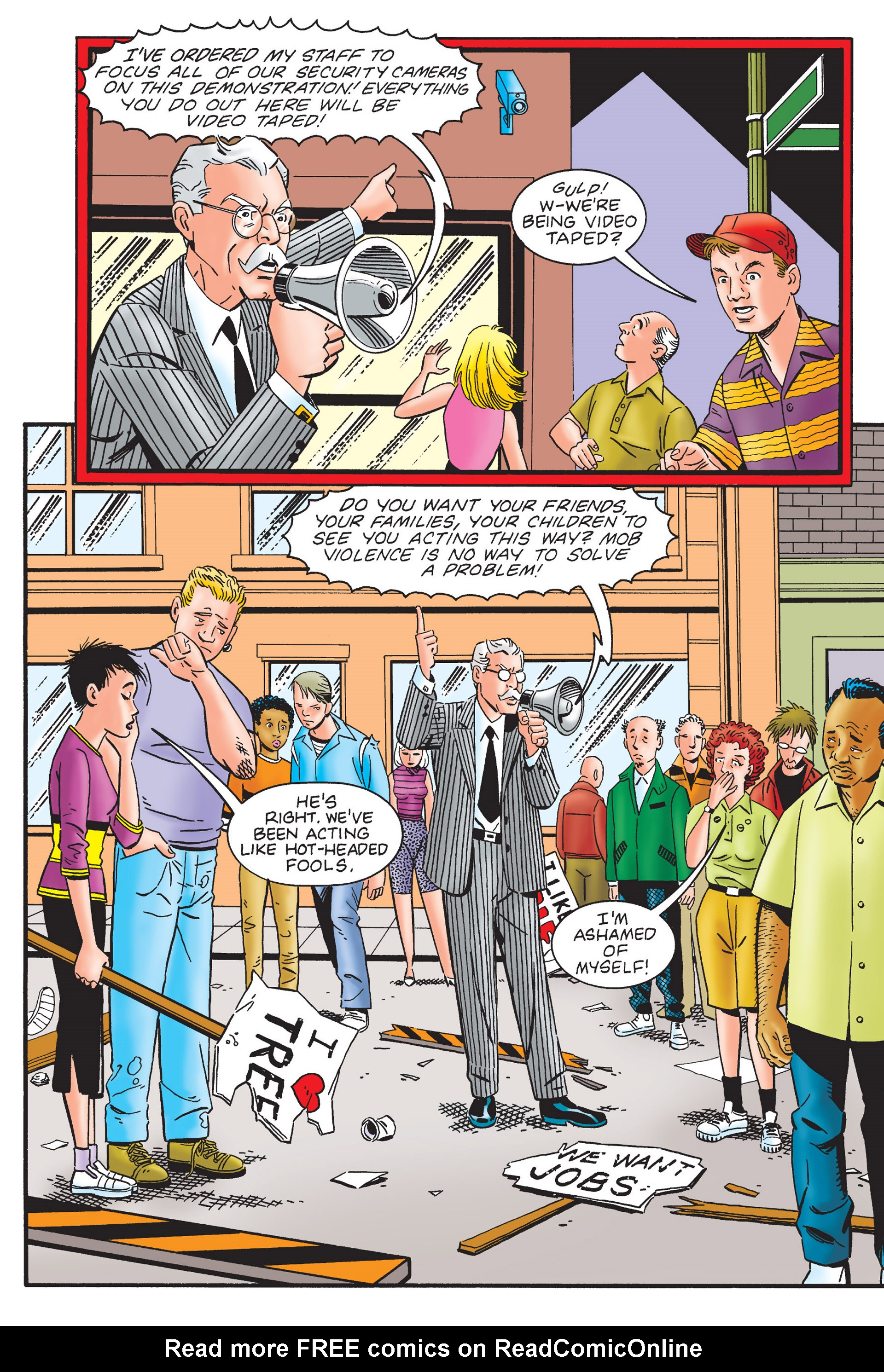 Read online Archie's New Look Series comic -  Issue #4 - 93