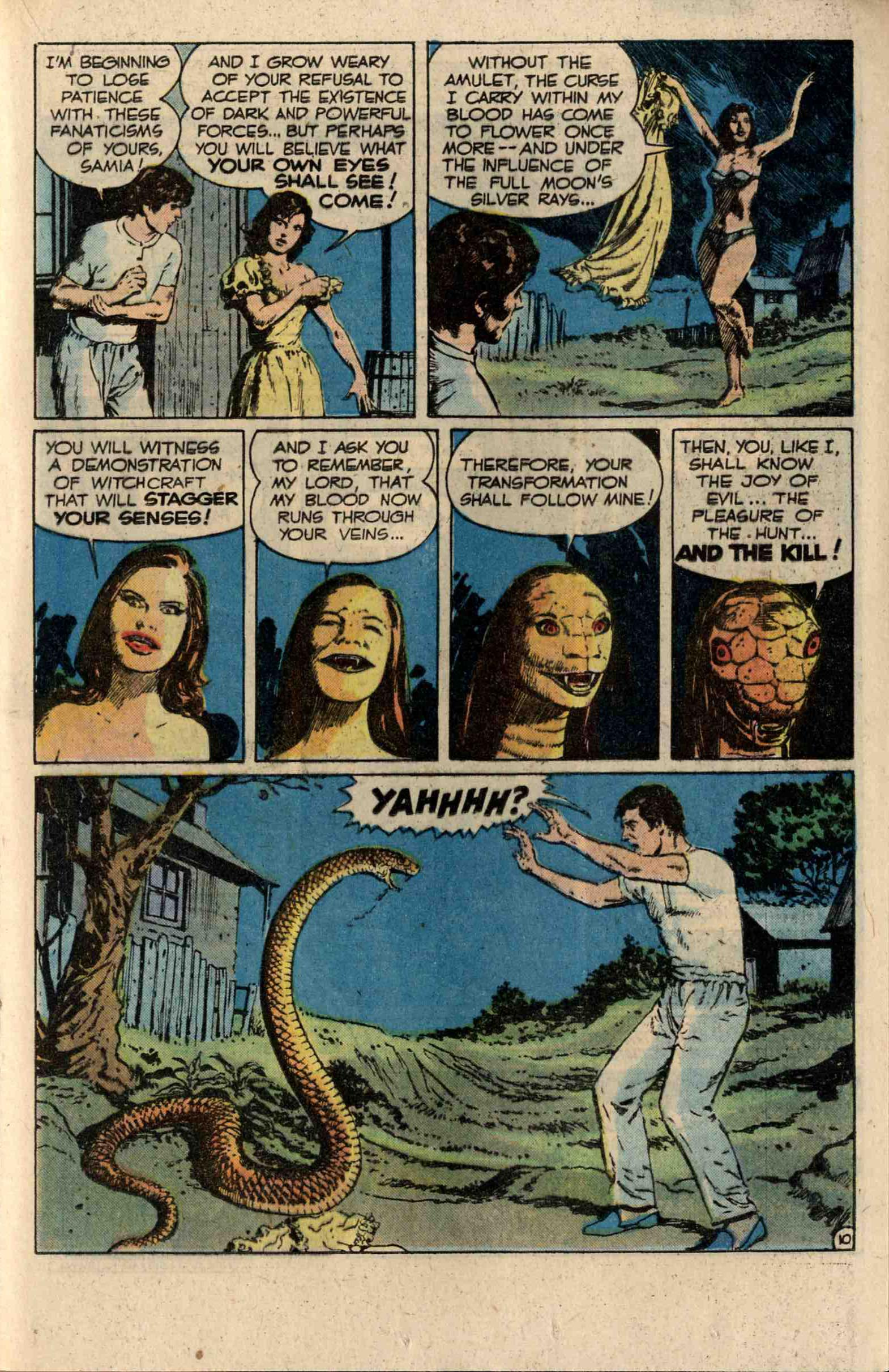 Read online Secrets of Haunted House comic -  Issue #20 - 20