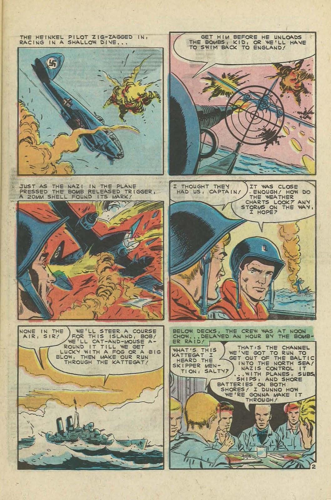 Read online Fightin' Navy comic -  Issue #129 - 25