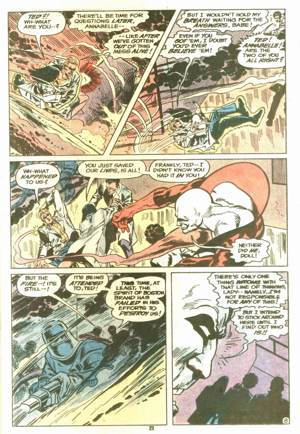Read online Adventure Comics (1938) comic -  Issue #464 - 21