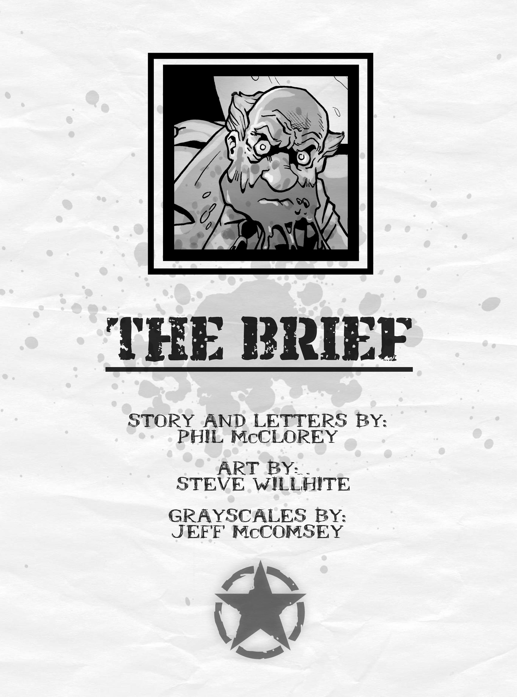 Read online FUBAR comic -  Issue #1 - 55