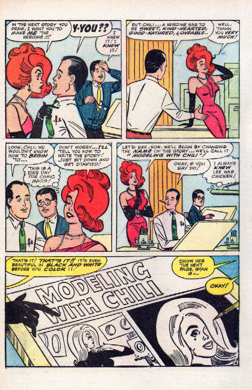 Read online Millie the Model comic -  Issue # Annual 2 - 64