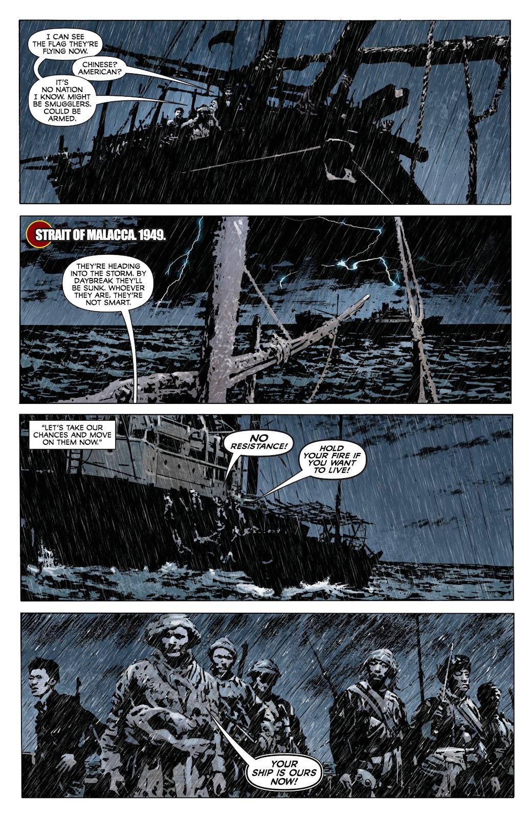 Read online X-O Manowar (2017) comic -  Issue #25 - 24