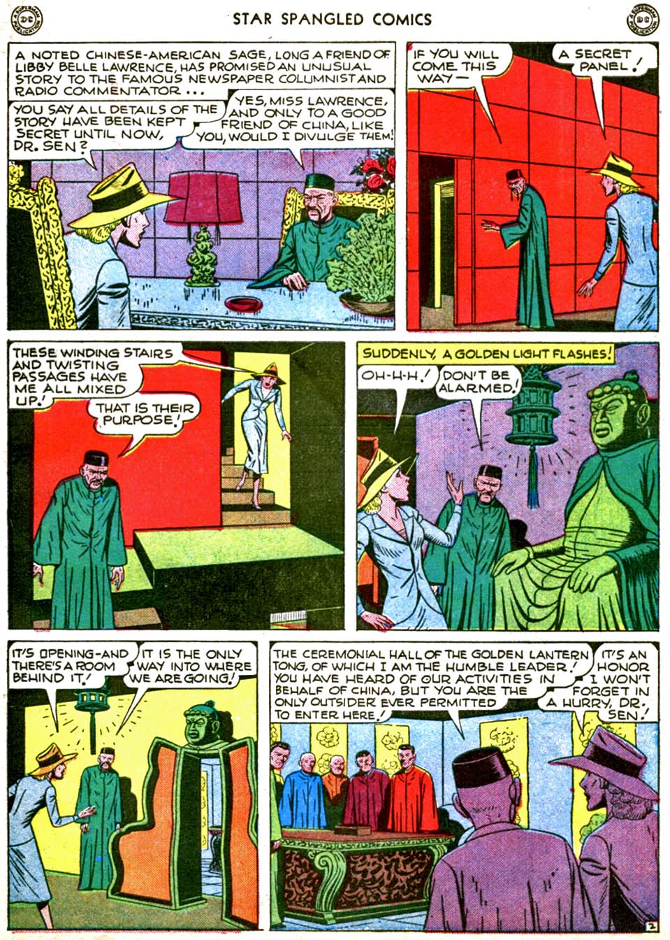 Star Spangled Comics (1941) issue 56 - Page 41