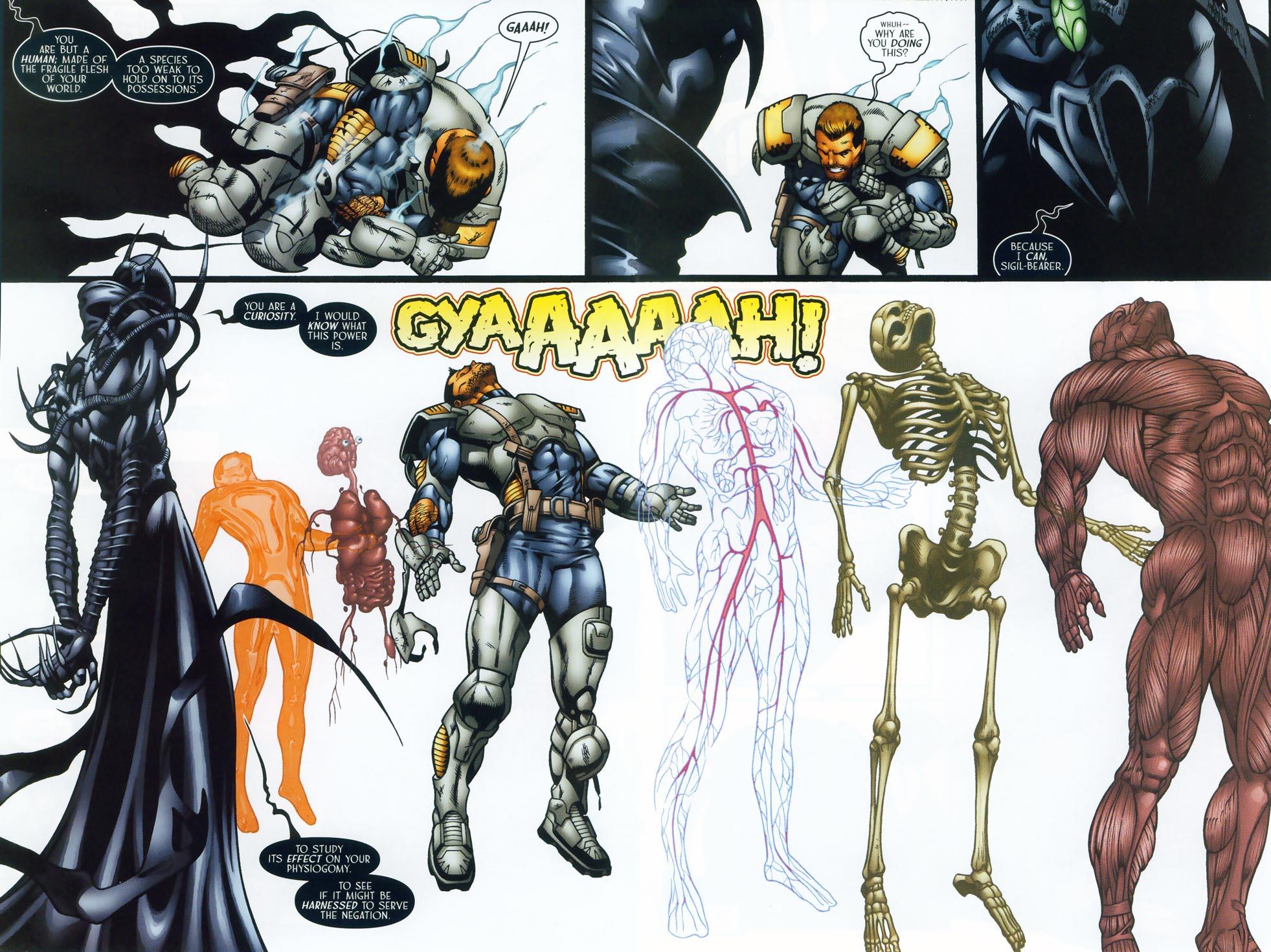 Read online Sigil (2000) comic -  Issue #37 - 13