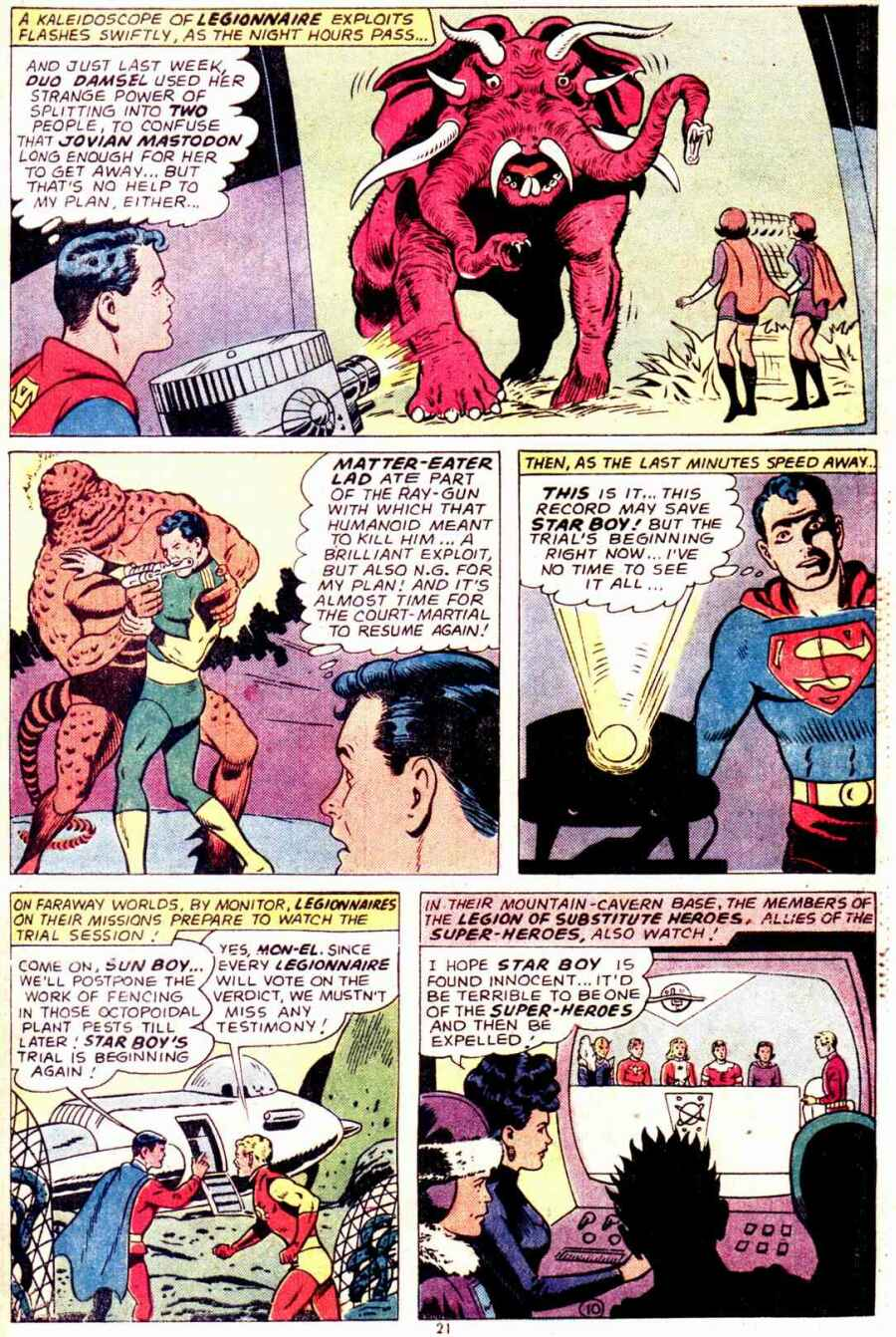 Superboy (1949) issue 202 - Page 18