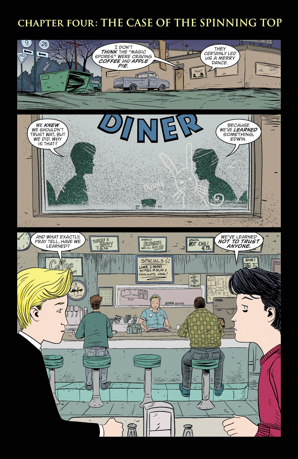 Read online The Children's Crusade comic -  Issue # _TPB (Part 1) - 79