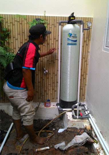 Jual Filter Air Sederhana