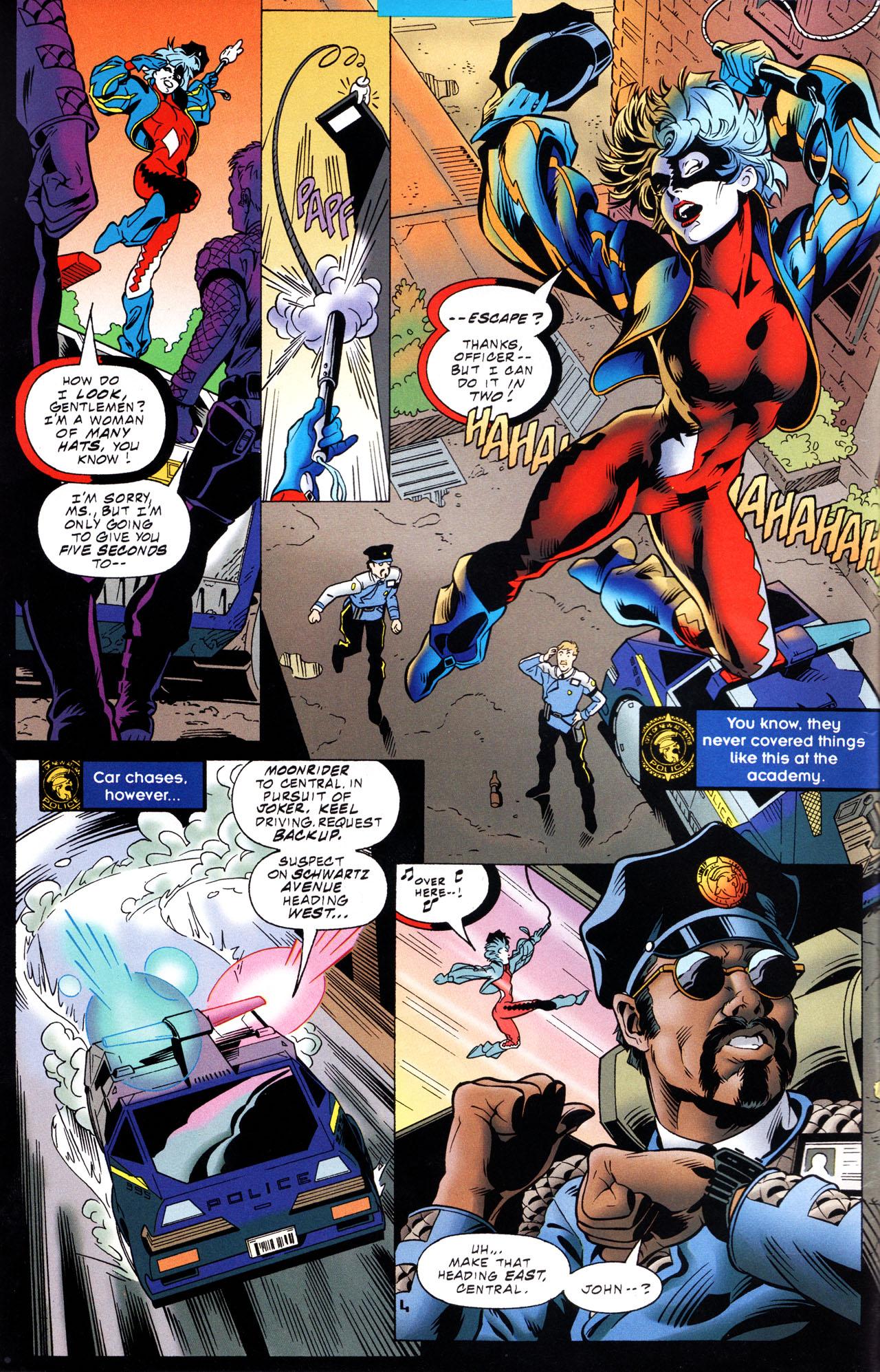 Read online Tangent Comics/ The Joker comic -  Issue # Full - 5