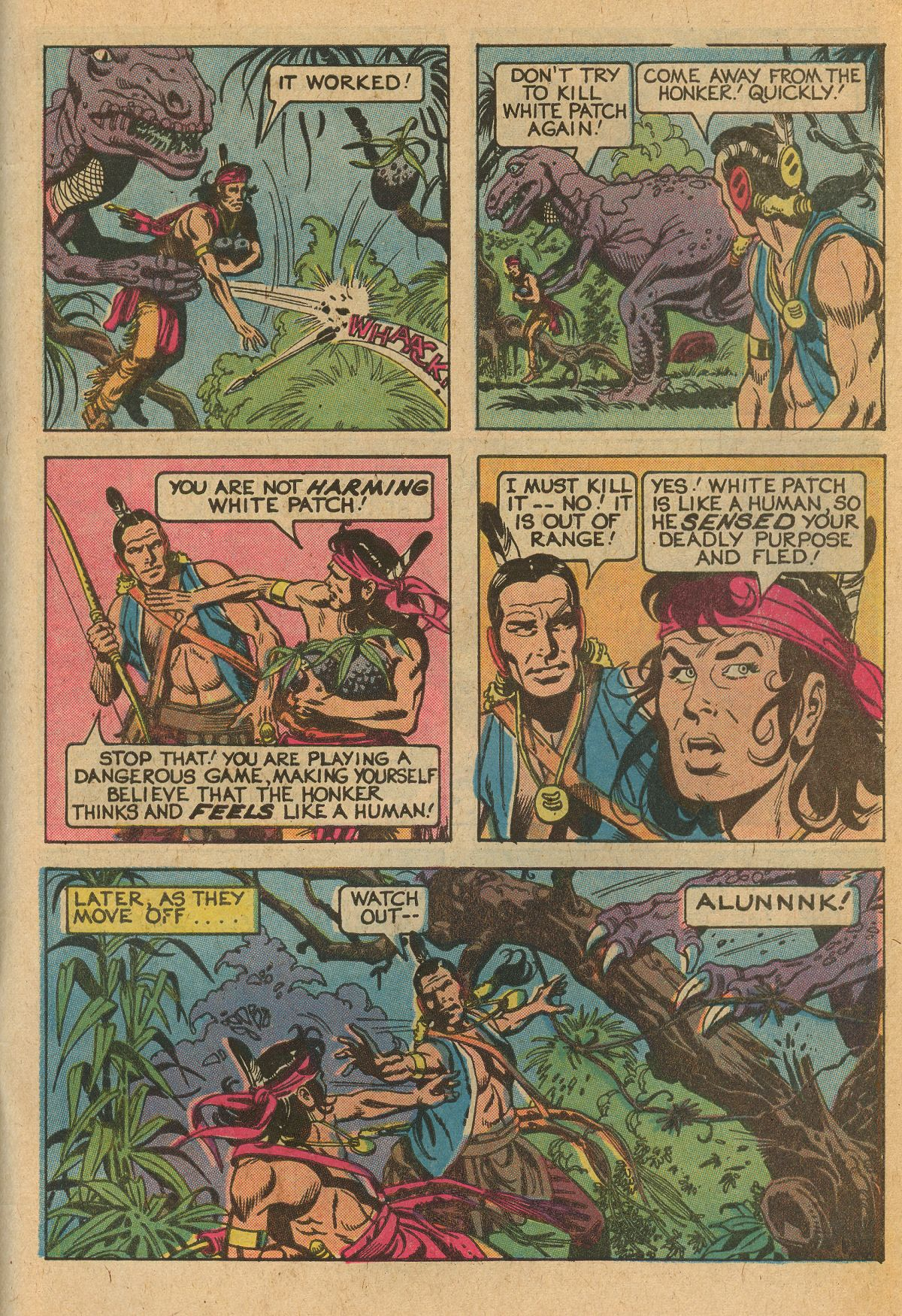 Read online Turok, Son of Stone comic -  Issue #115 - 47